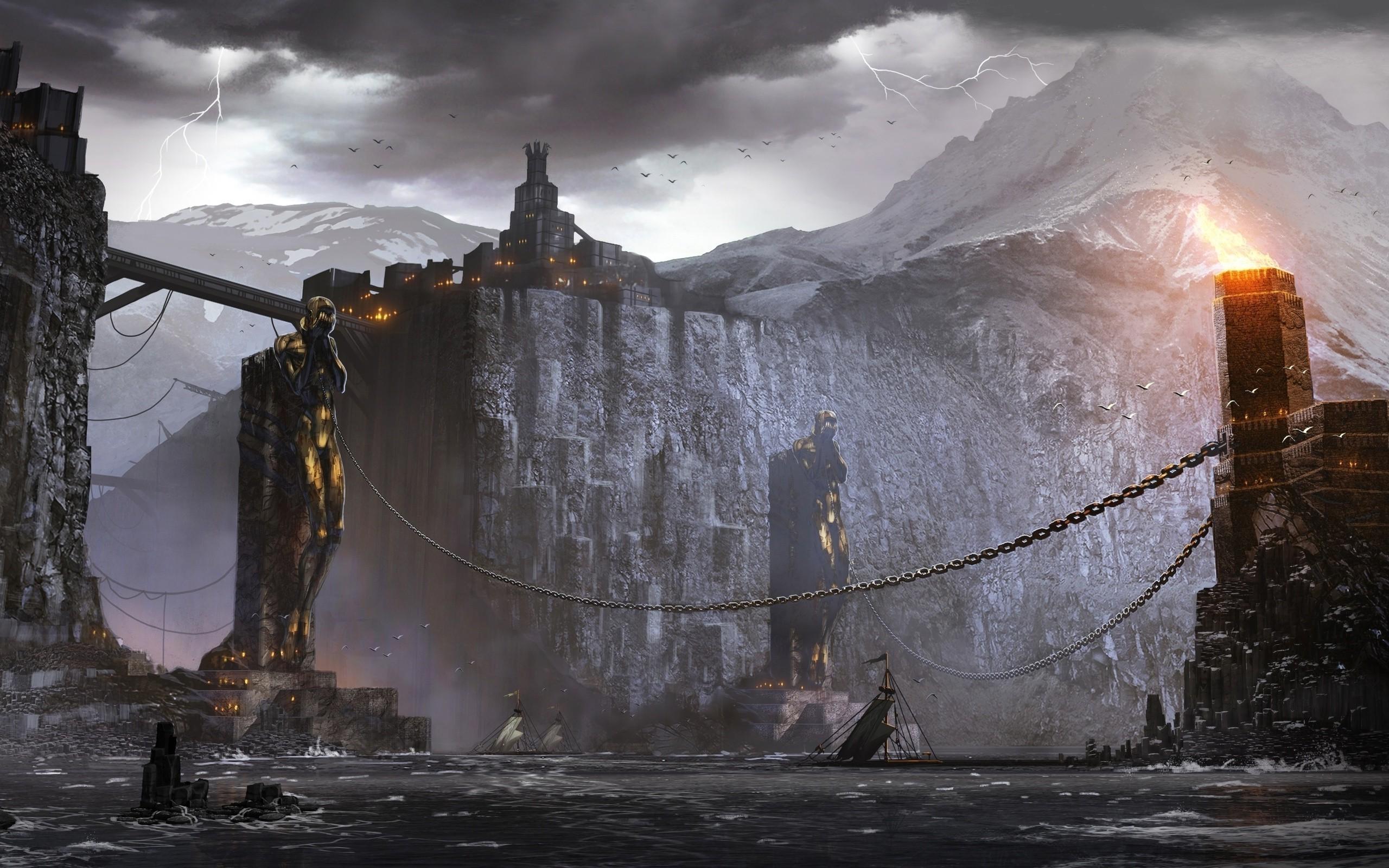 … Dragon Age II HD Wallpaper 2560×1600