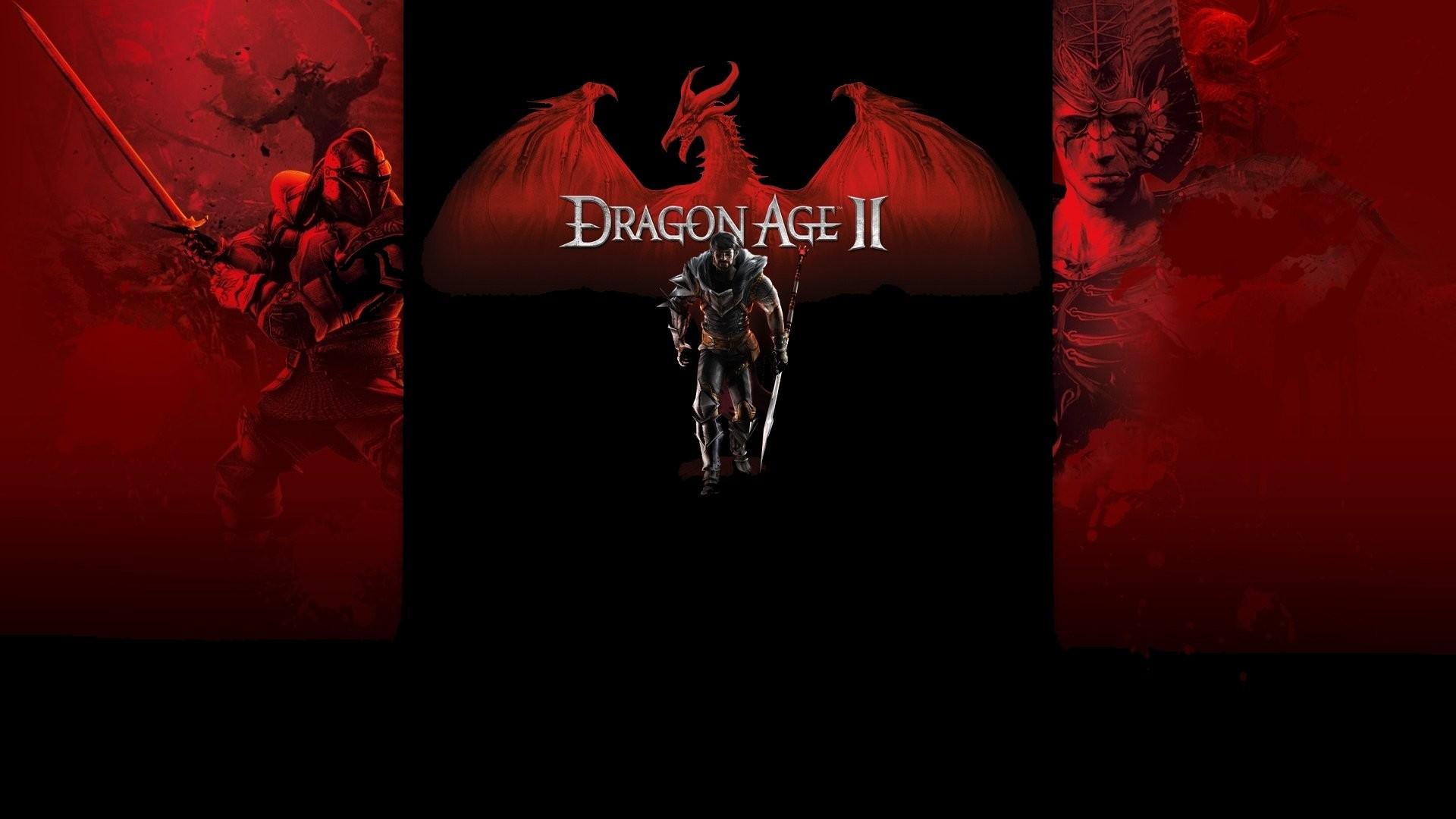 11 HD Dragon Age II Desktop Wallpapers For Free Download