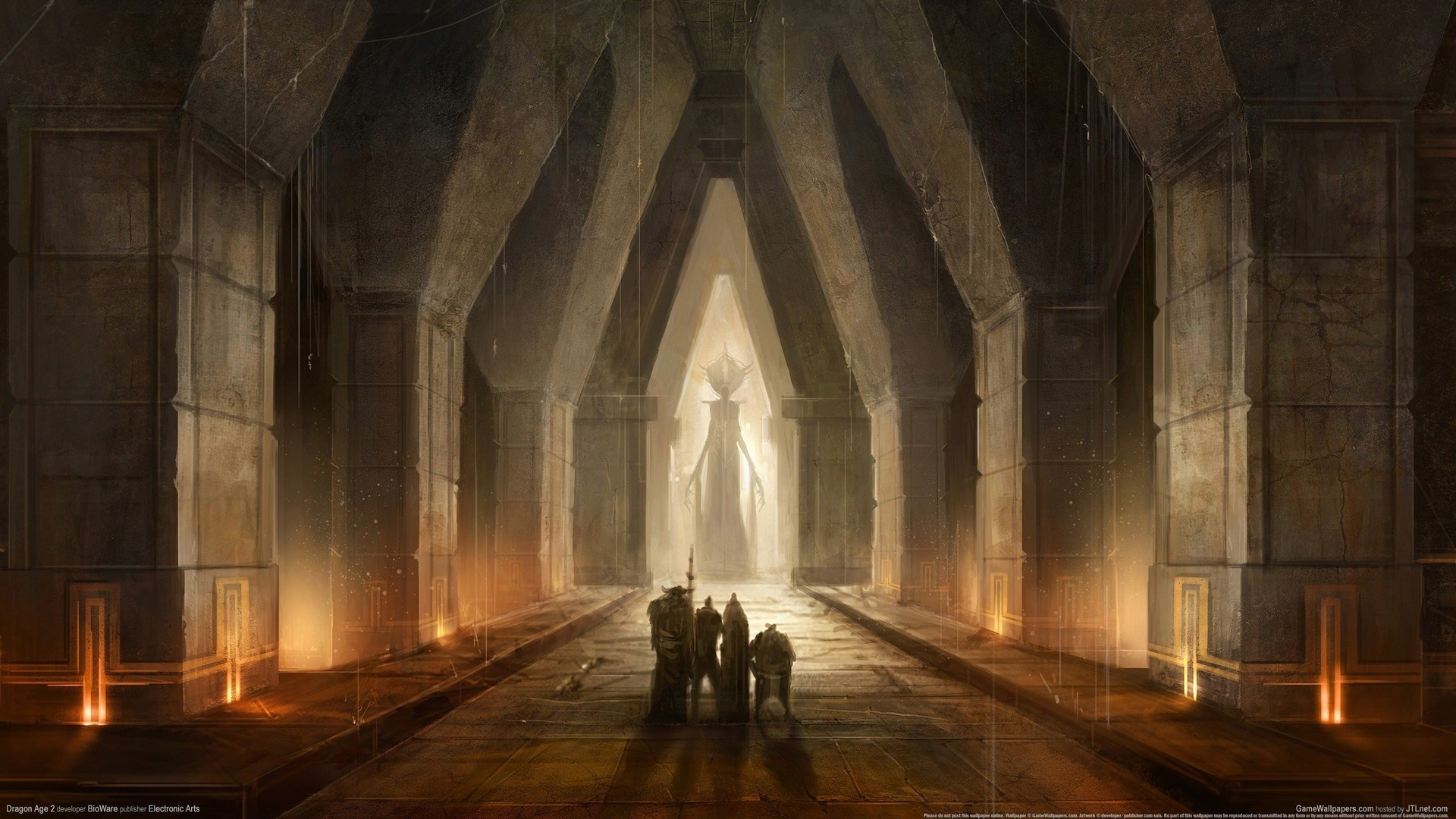 Dragon Age 2 HD wallpapers #8 – 1920×1080.