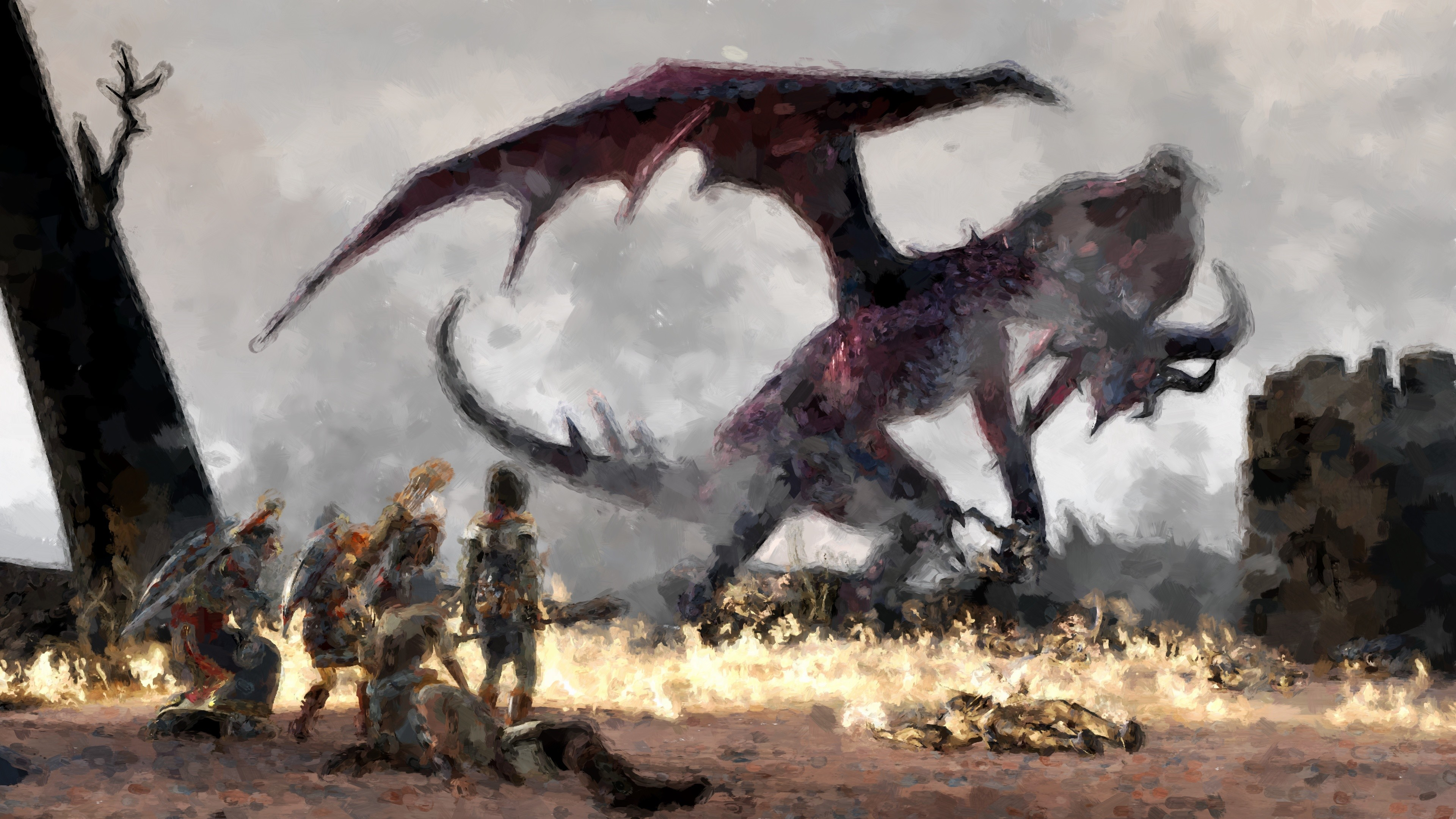 Video Game – Dragon Age II Wallpaper