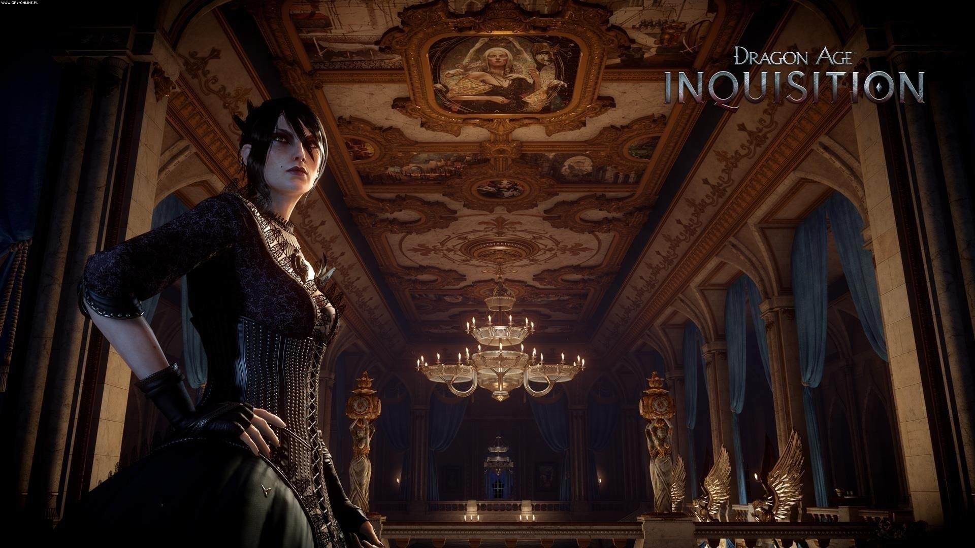 HD Wallpaper   Background ID:452587. Video Game Dragon Age:  Inquisition