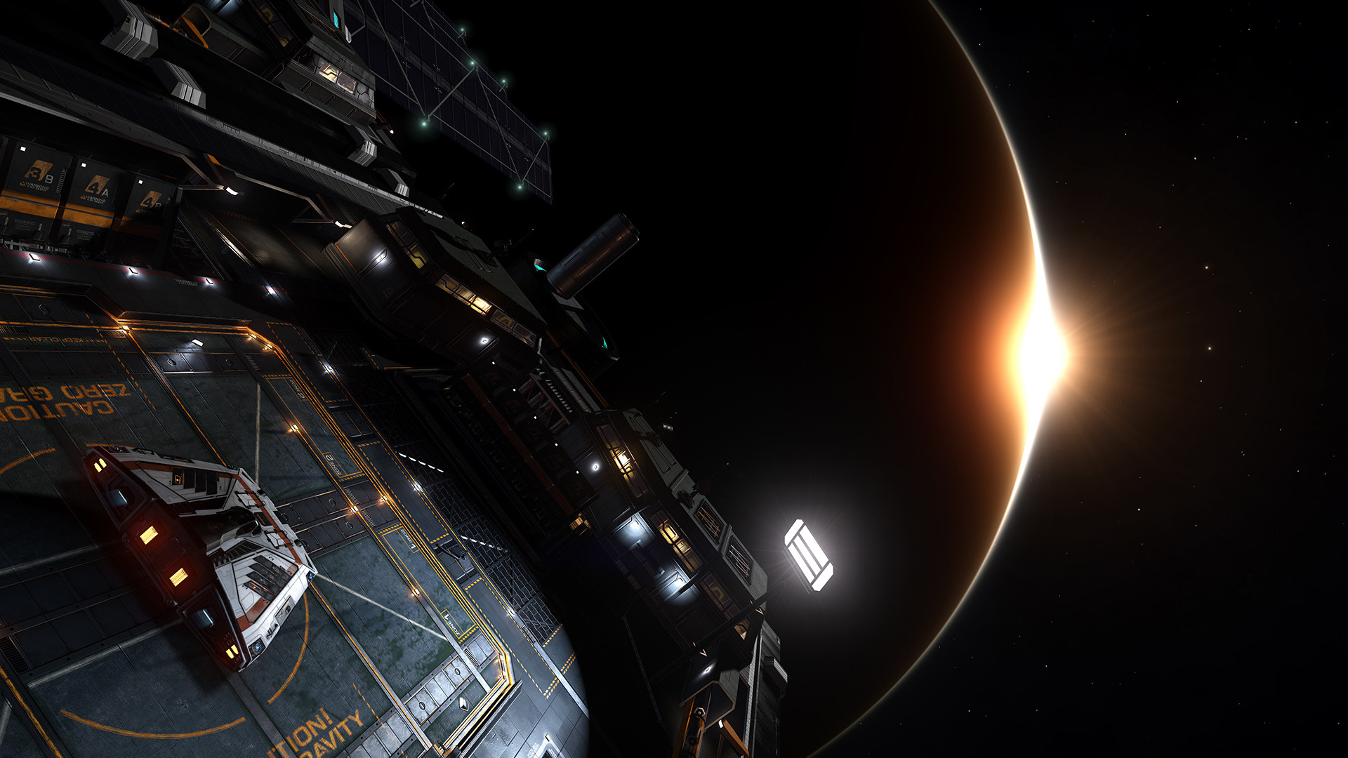 'Elite: Dangerous' doesn't even need alien invasions for it to feel big,  bold, and alive.