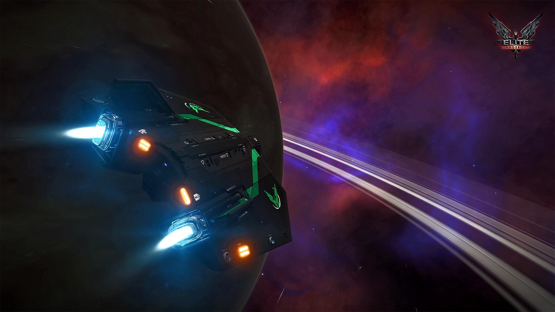 … Elite Dangerous GasGiant Nebula Wallpaper 4k 1080p by Jarminx