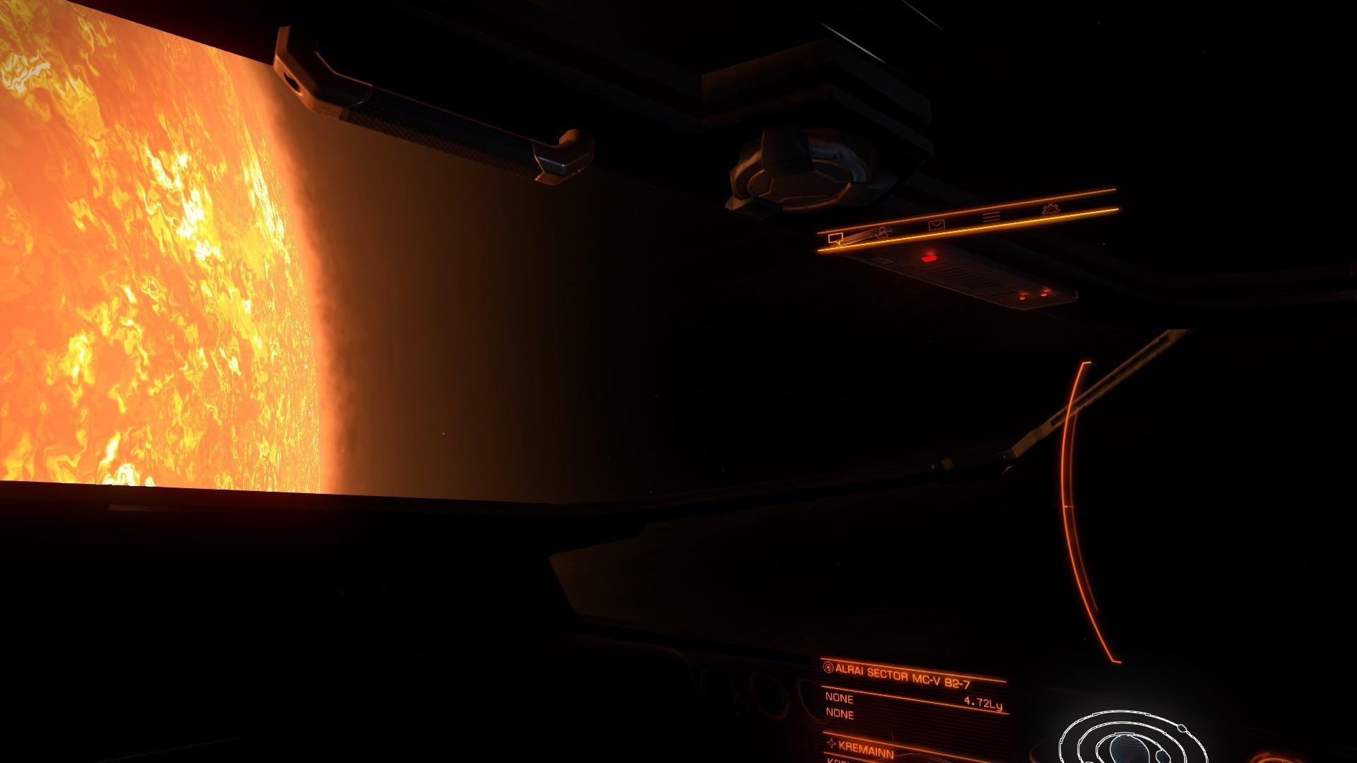 Elite: Dangerous, Space, Exploration, Video Games, First Person wallpaper  thumb