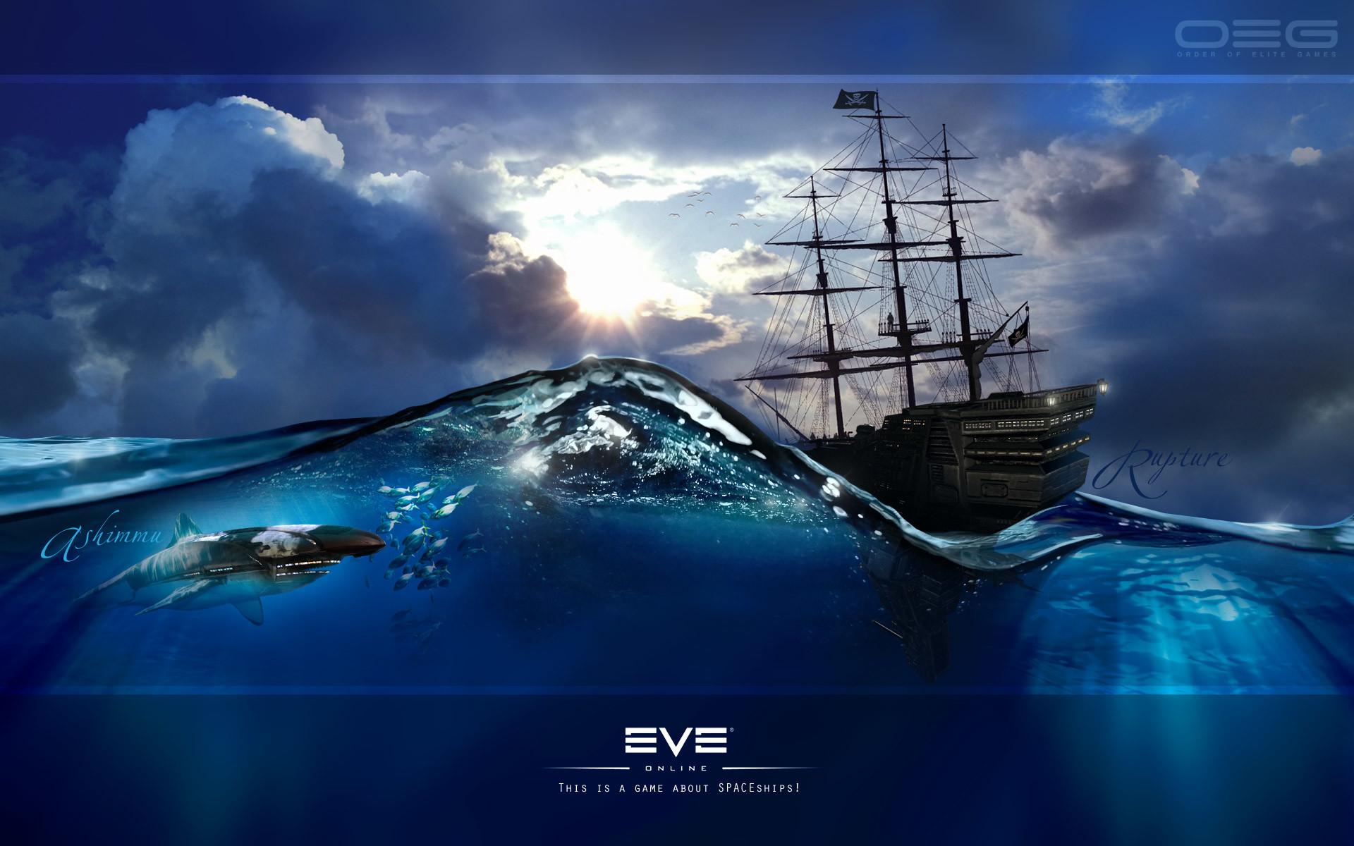 EVE Online Desktop Wallpaper