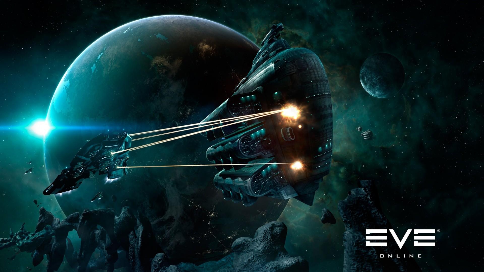 EVE Online Full HD Wallpaper