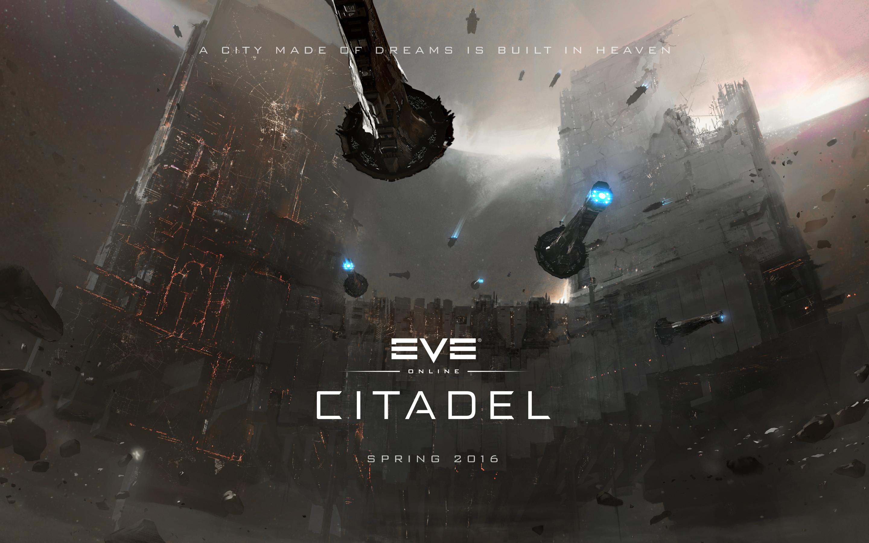 Eve Online Citadel 2016