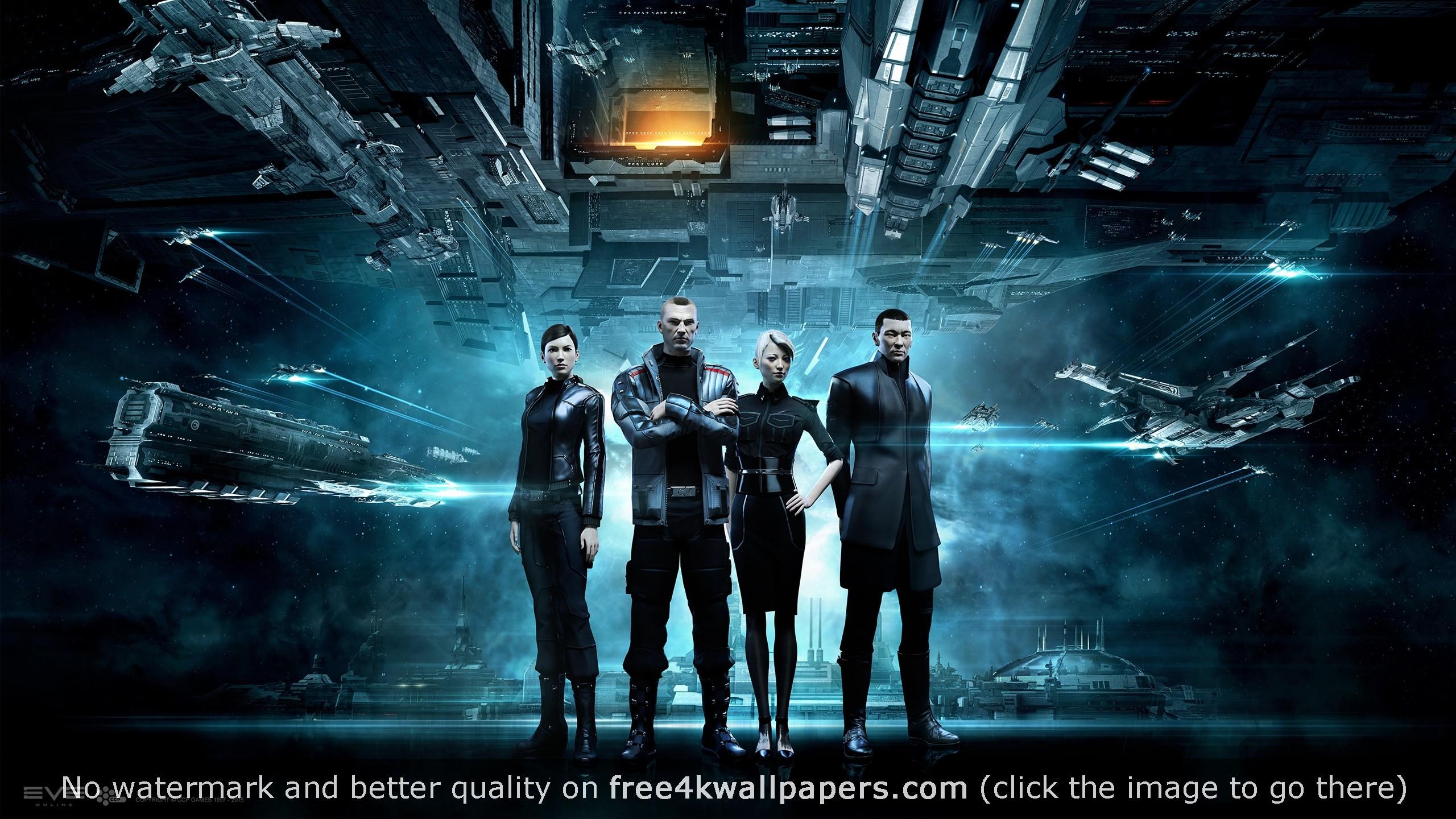 Eve Online Caldari HD wallpaper
