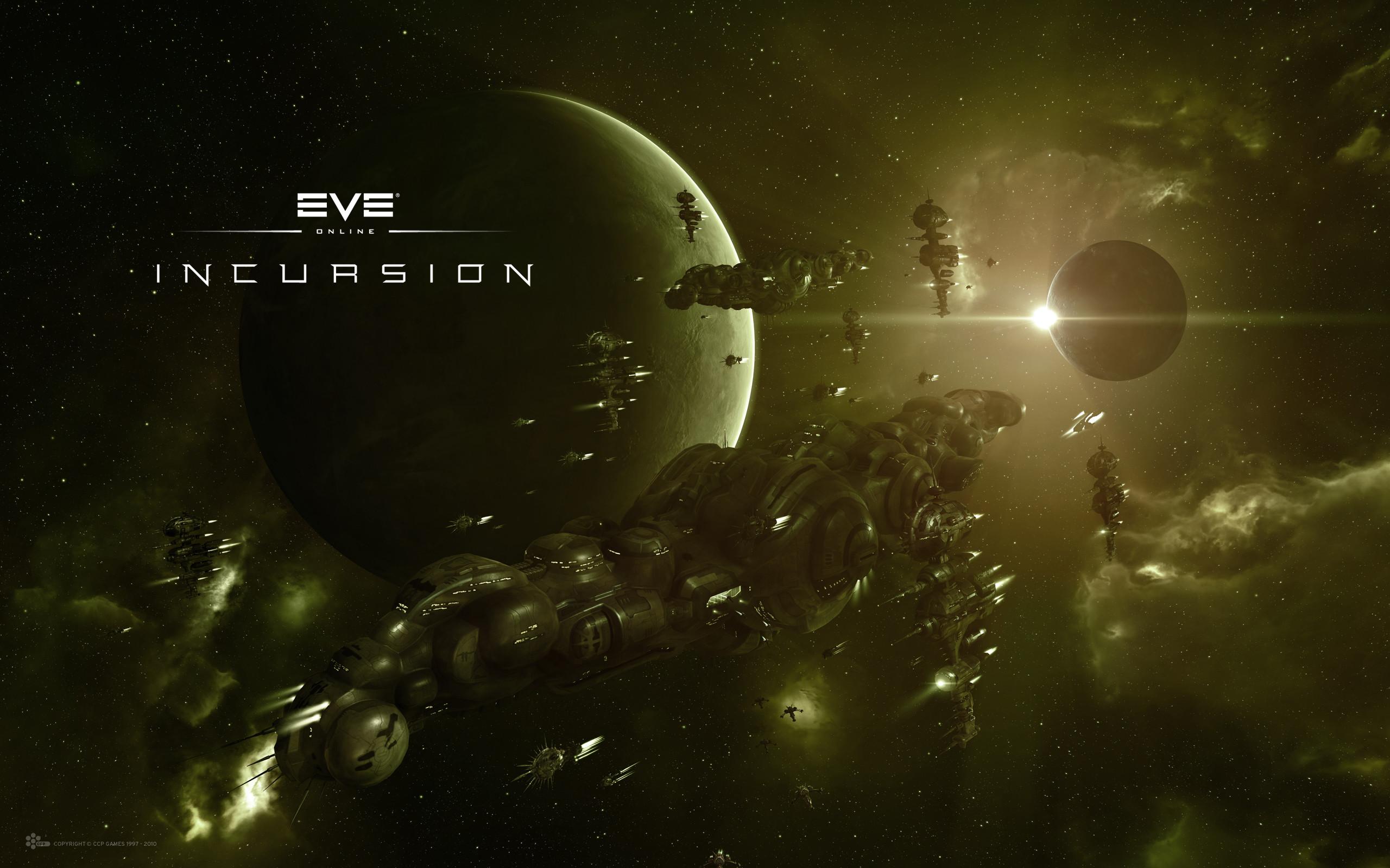 Eve Online Incursion Wallpaper
