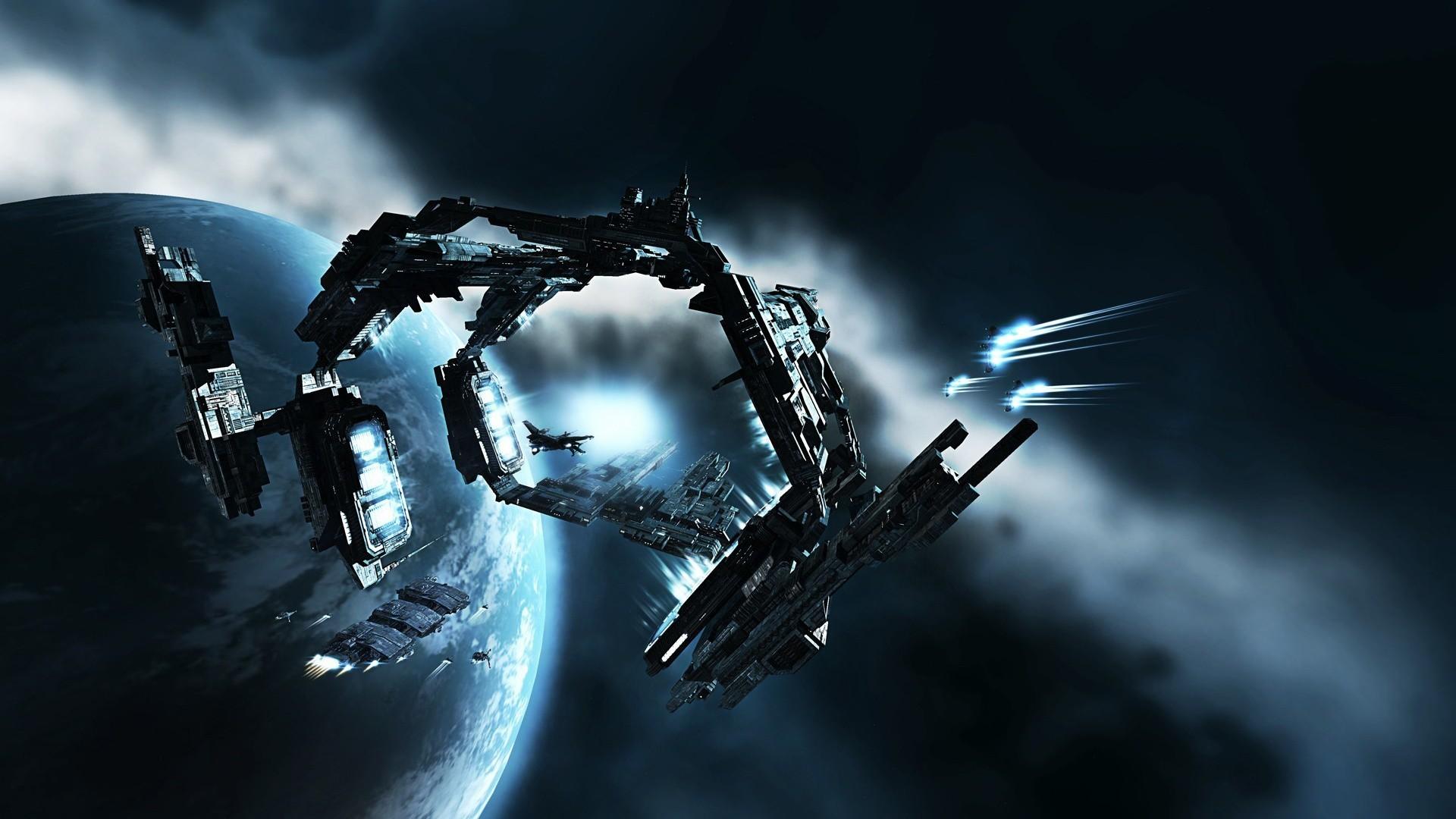 Eve Online Wallpaper Eve, Online, Spaceships, Vehicles
