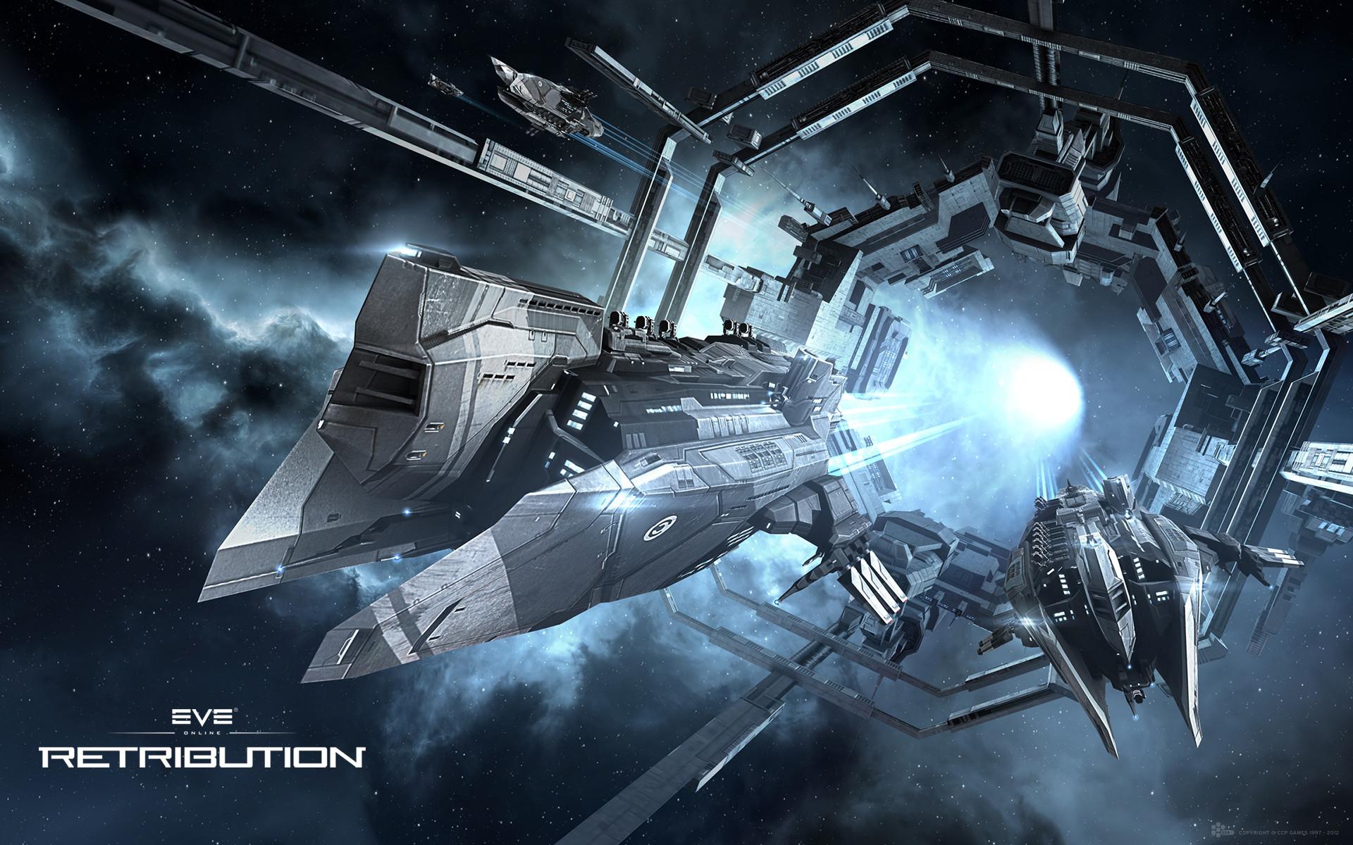 Eve Online Wallpaper