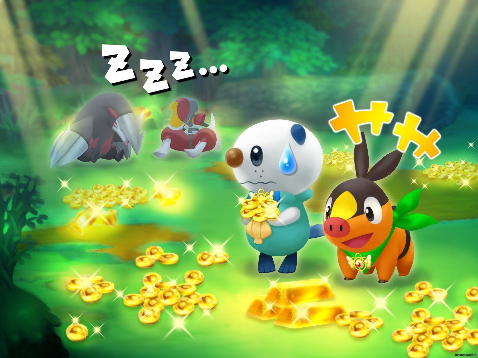 Pokemon Mystery Dungeon Wallpaper – Viewing Gallery