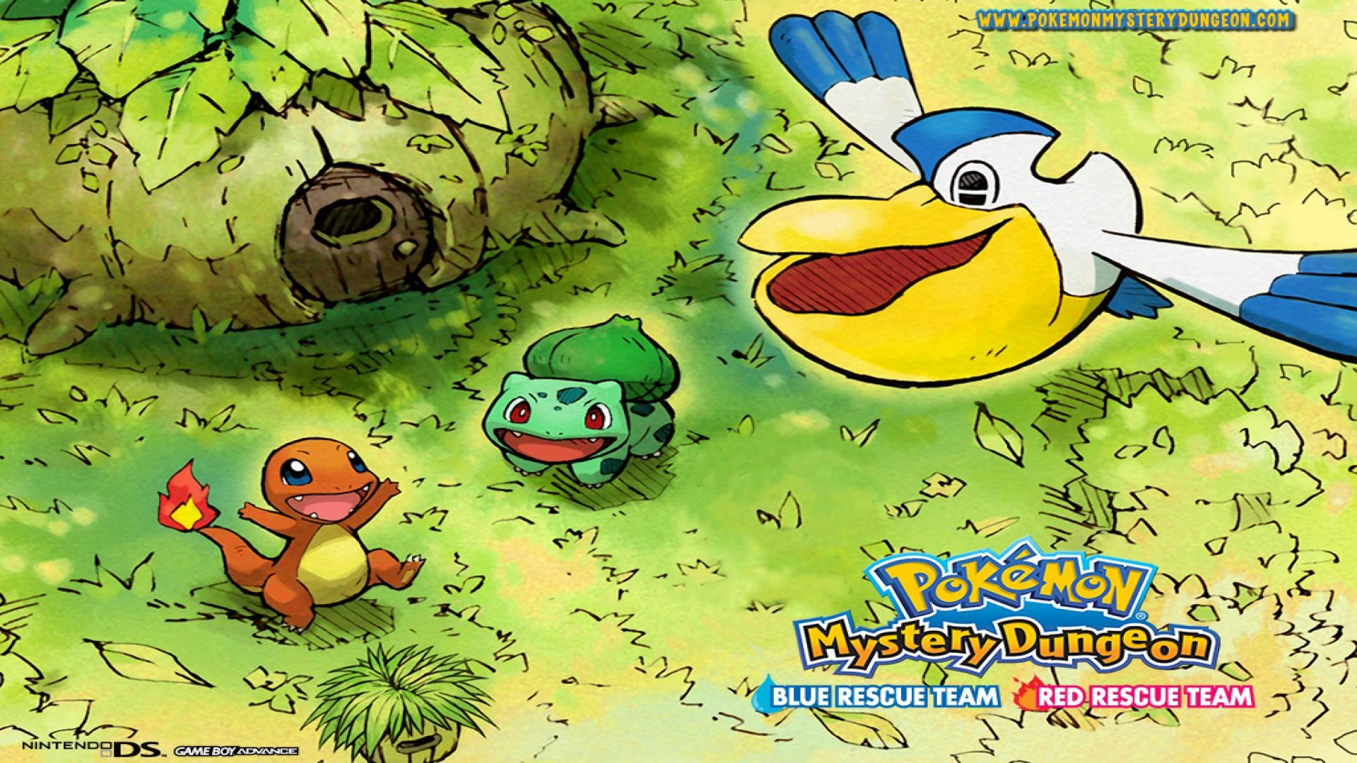 Pokemon Mystery Dungeon Unova BW by GTtube on DeviantArt 1920×1080