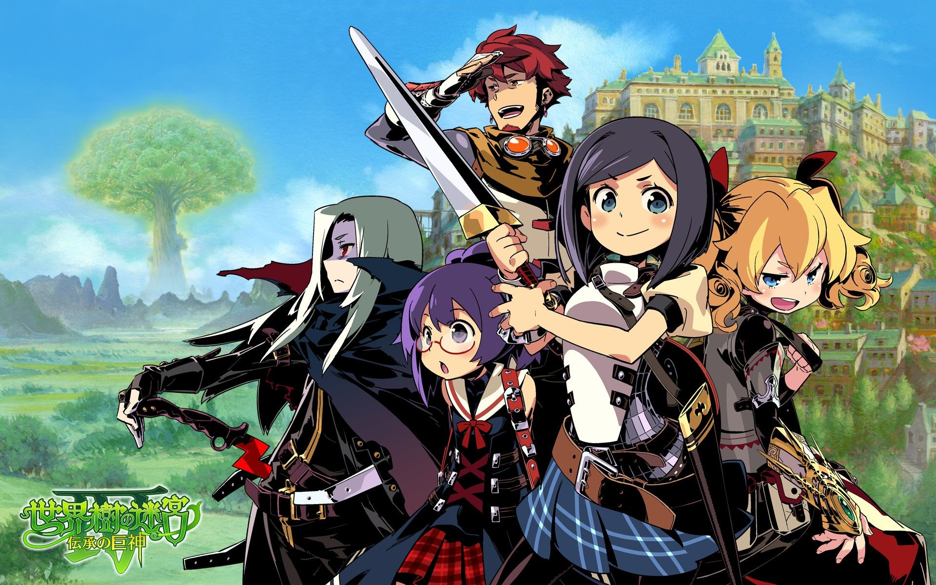 Etrian Mystery Dungeon FAQ – What You Need to Know – Overmental