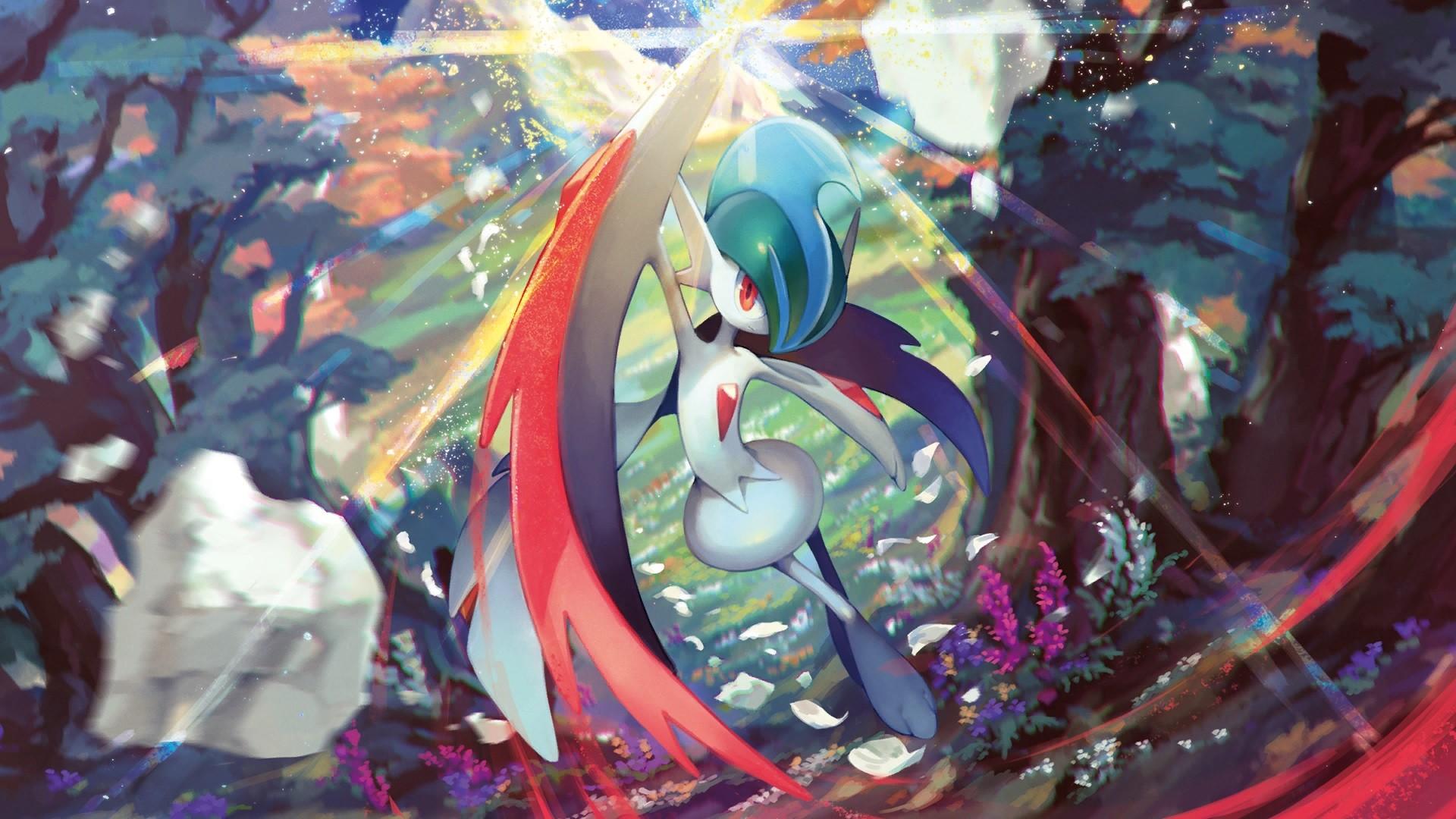 Image РMega Gallade Pokemon TCG XY Roaring Skies.jpg | Pok̩mon Wiki |  FANDOM powered by Wikia