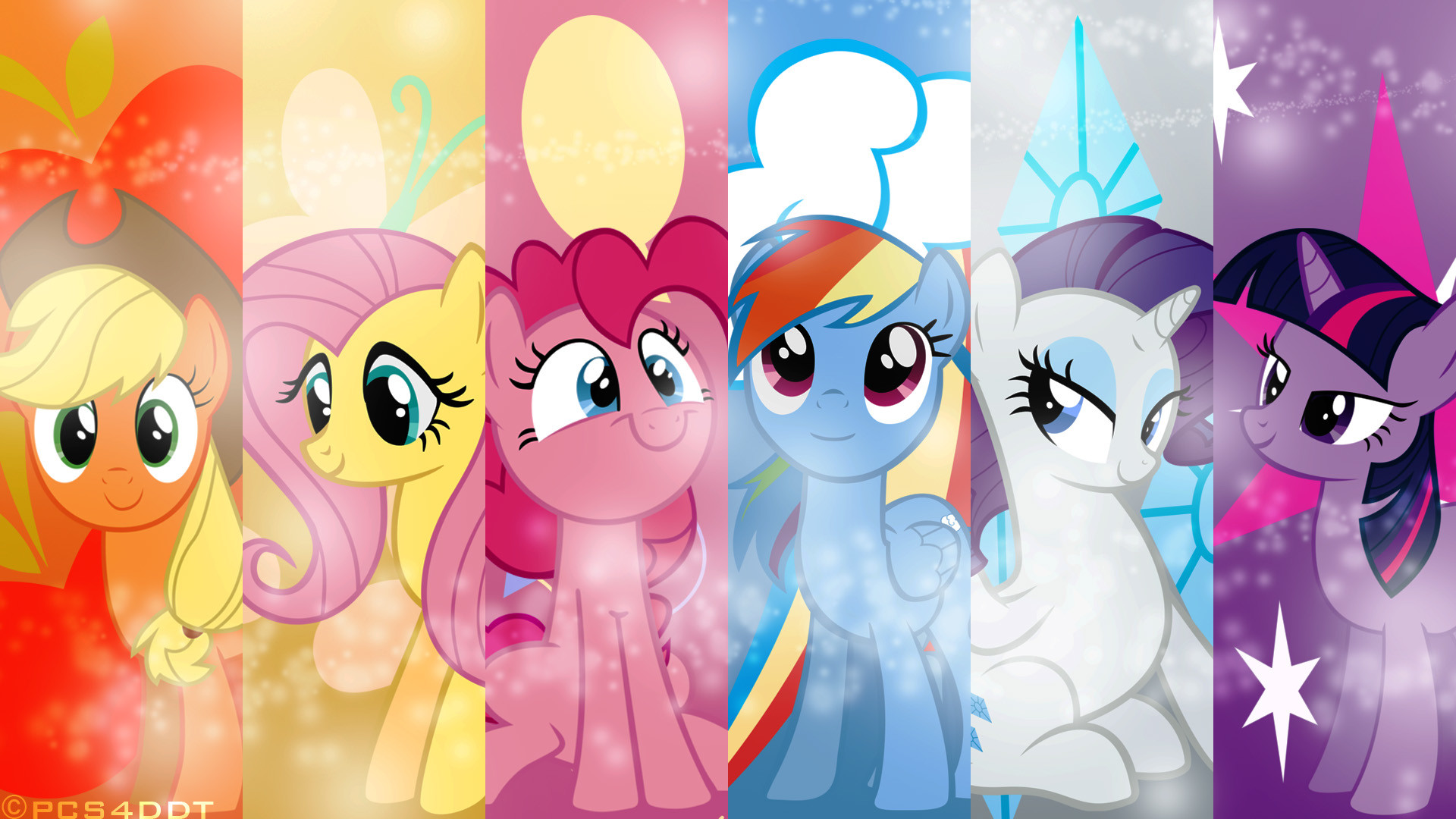 My Little Pony HD Wallpapers and Backgrounds 1920×1080