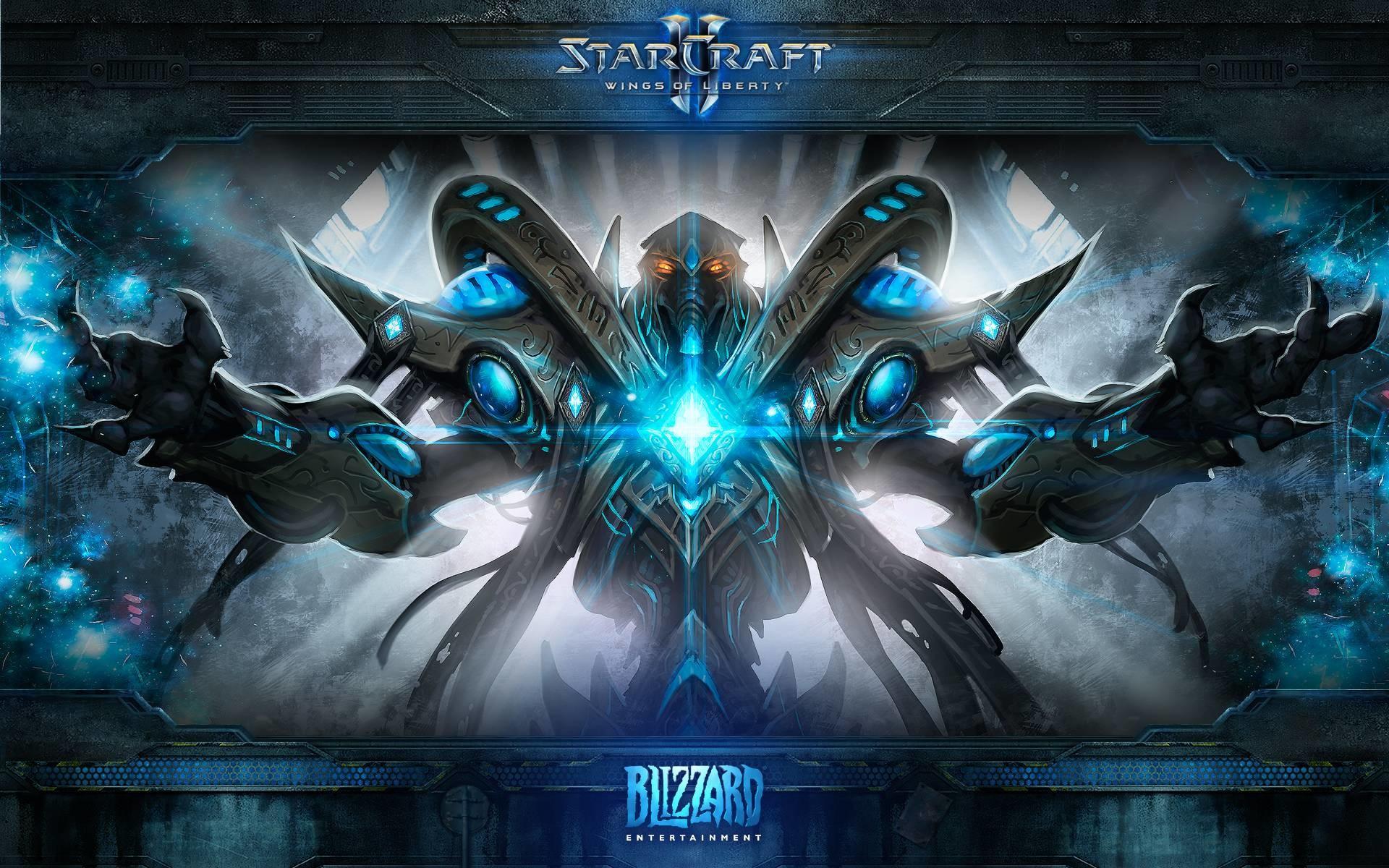 Starcraft Protoss Wallpaper High Definition