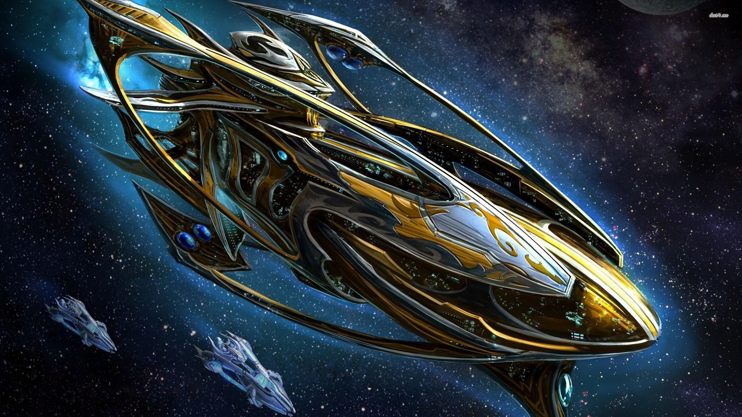 Protoss Carrier – StarCraft II …