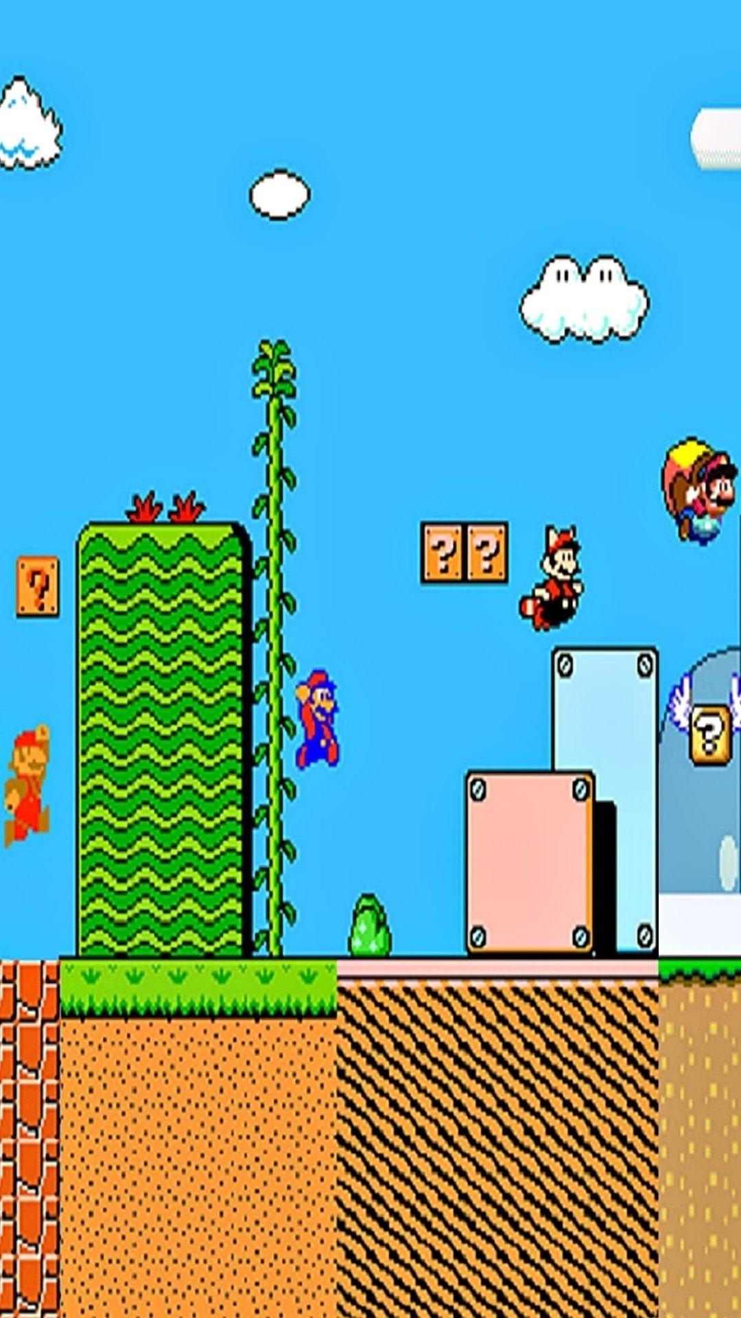 Mario Brothers, Super Mario Bros, Nintendo, Video Games