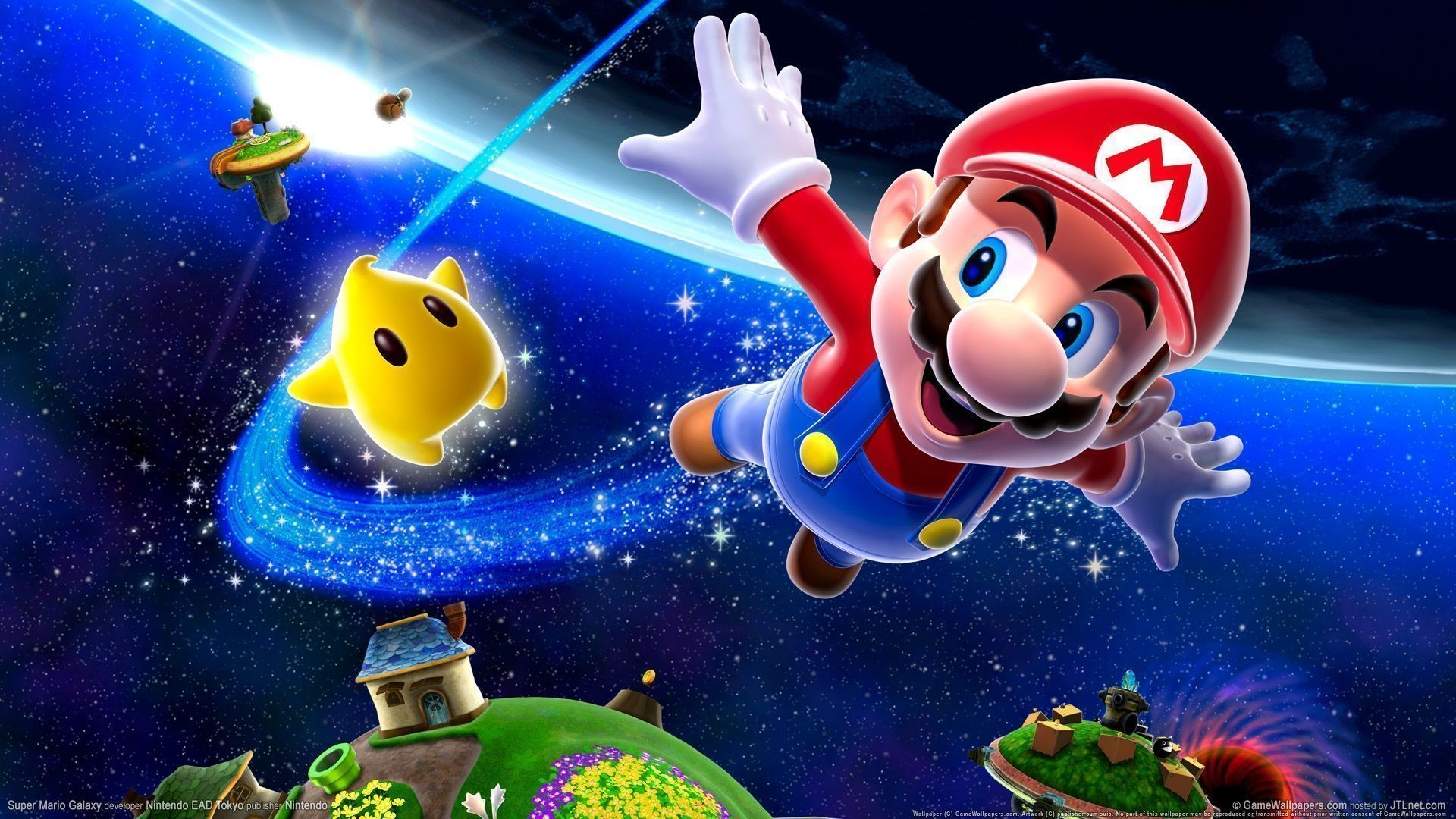 Super Mario HD Wallpaper, Super Mario Images