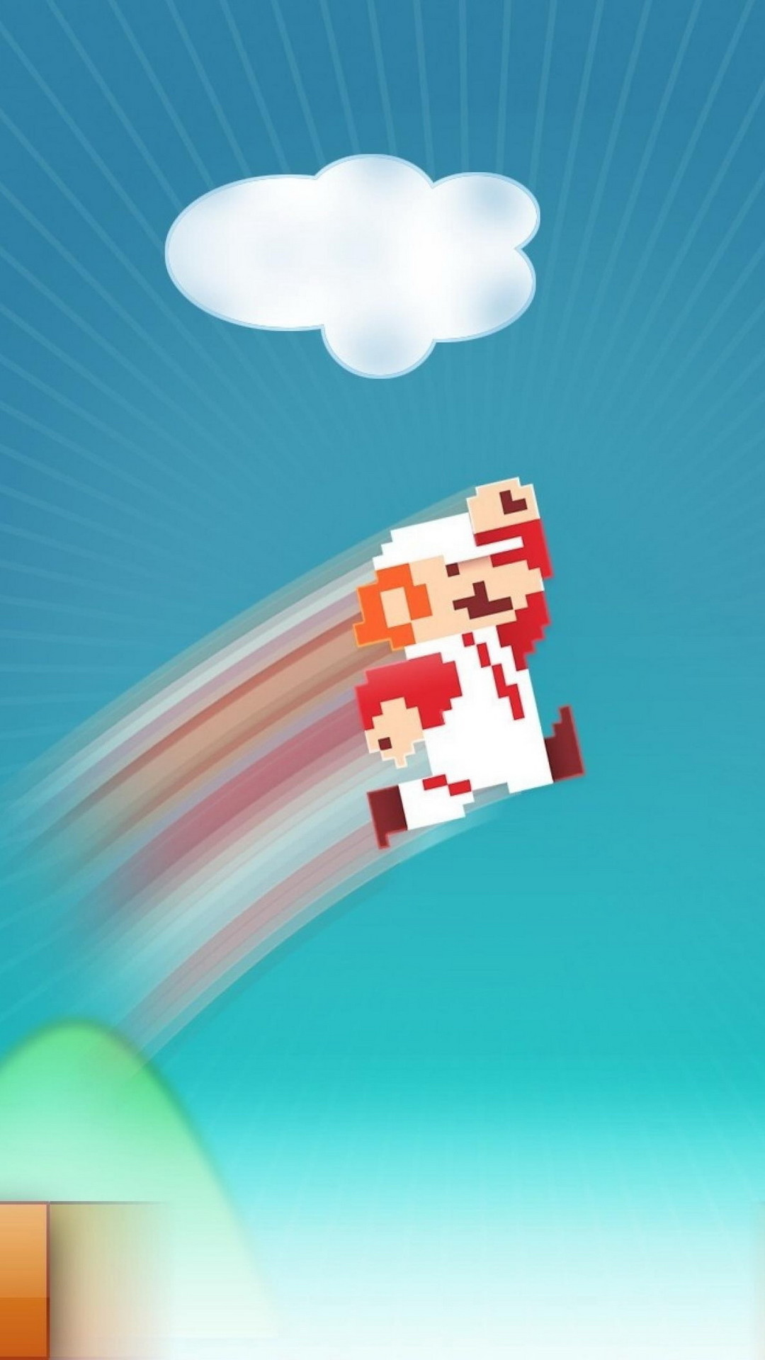 Super Mario ☆ Find more nerdy #iPhone + #Android #Wallpapers and # Backgrounds
