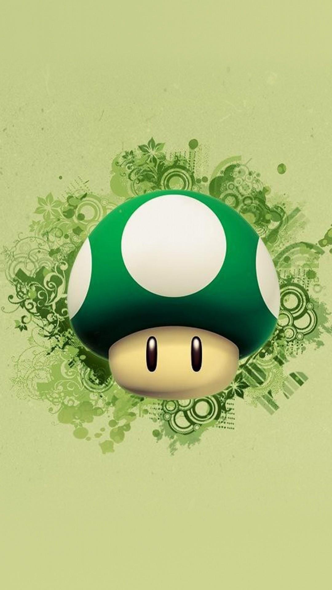 [Game] Super Mario | iPhone Wallpaper