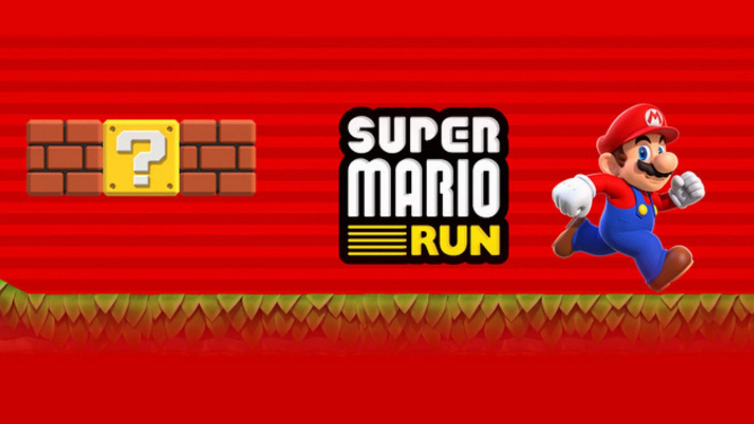 Super Mario Run (Apple) – Iphone – IOS | Demo Presentacion