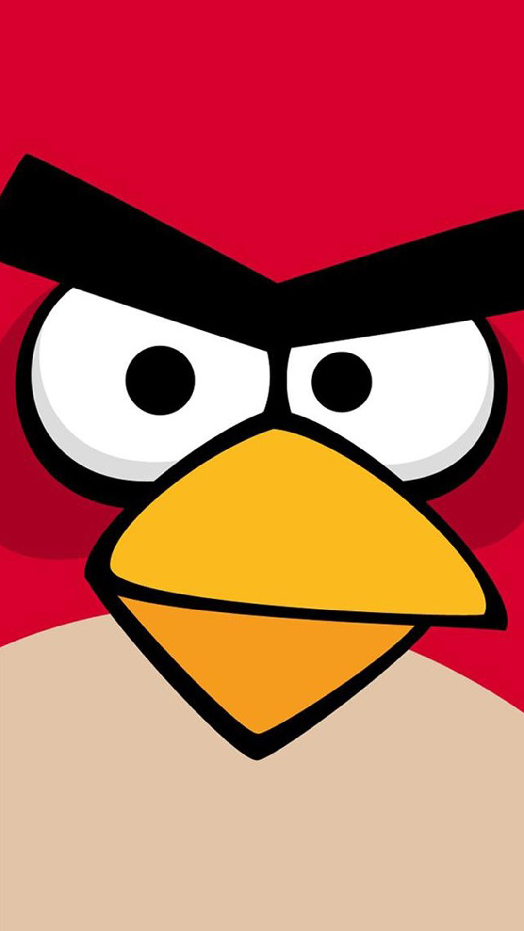 Angry Bird Game Background #iPhone #6 #plus #wallpaper