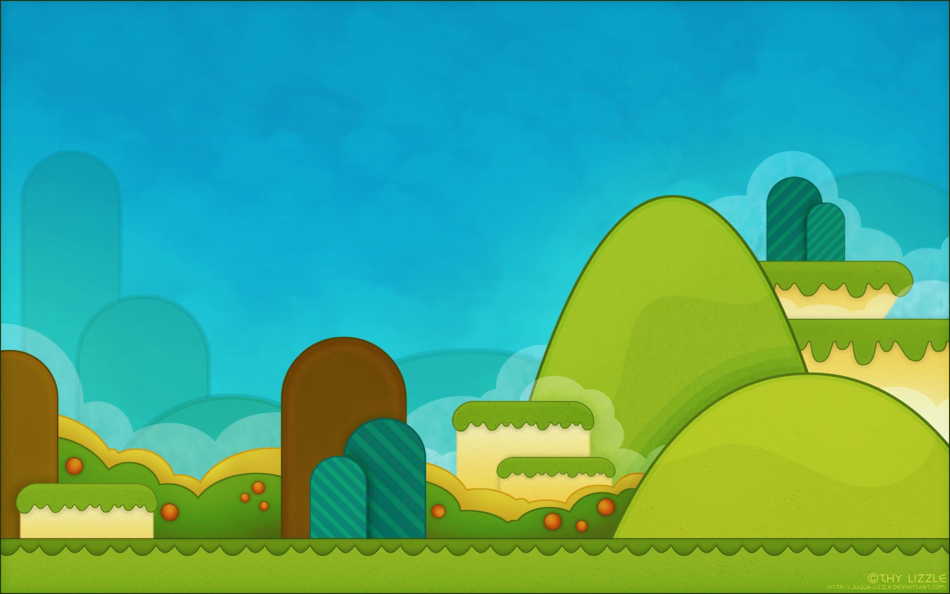Video Game – Super Mario World Wallpaper