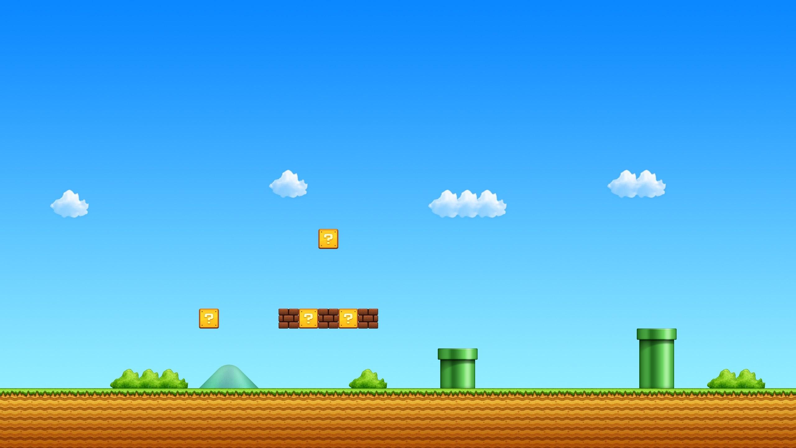 Super Mario Bros Background 787867 …