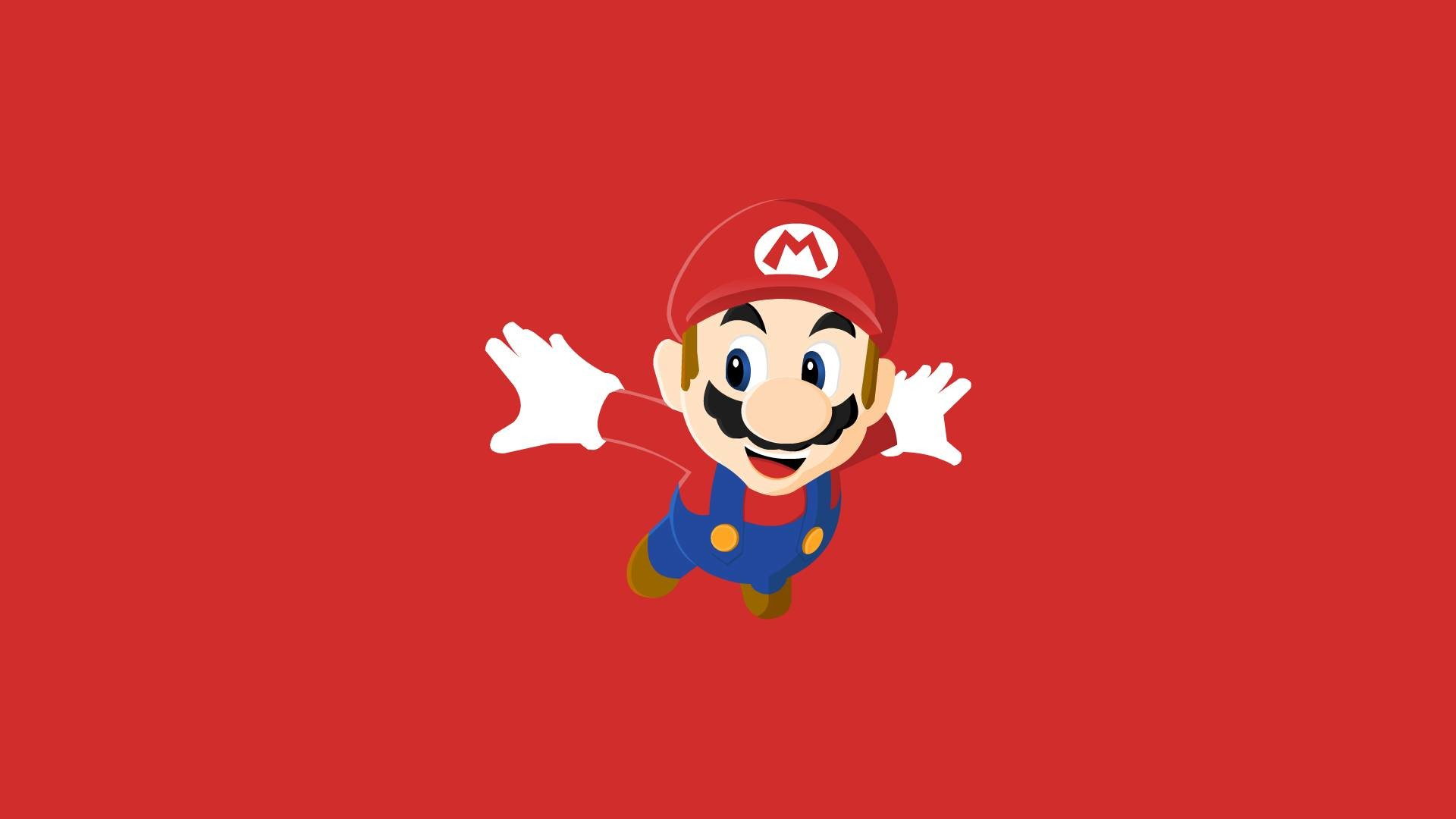 Super Mario wallpapers for iPhone 1920×1080