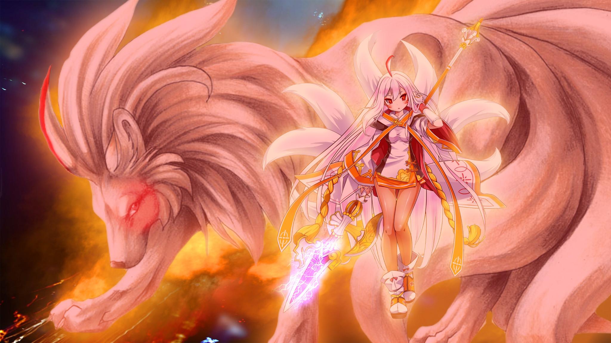 Pokemon Nine Tails Furry Comic Images