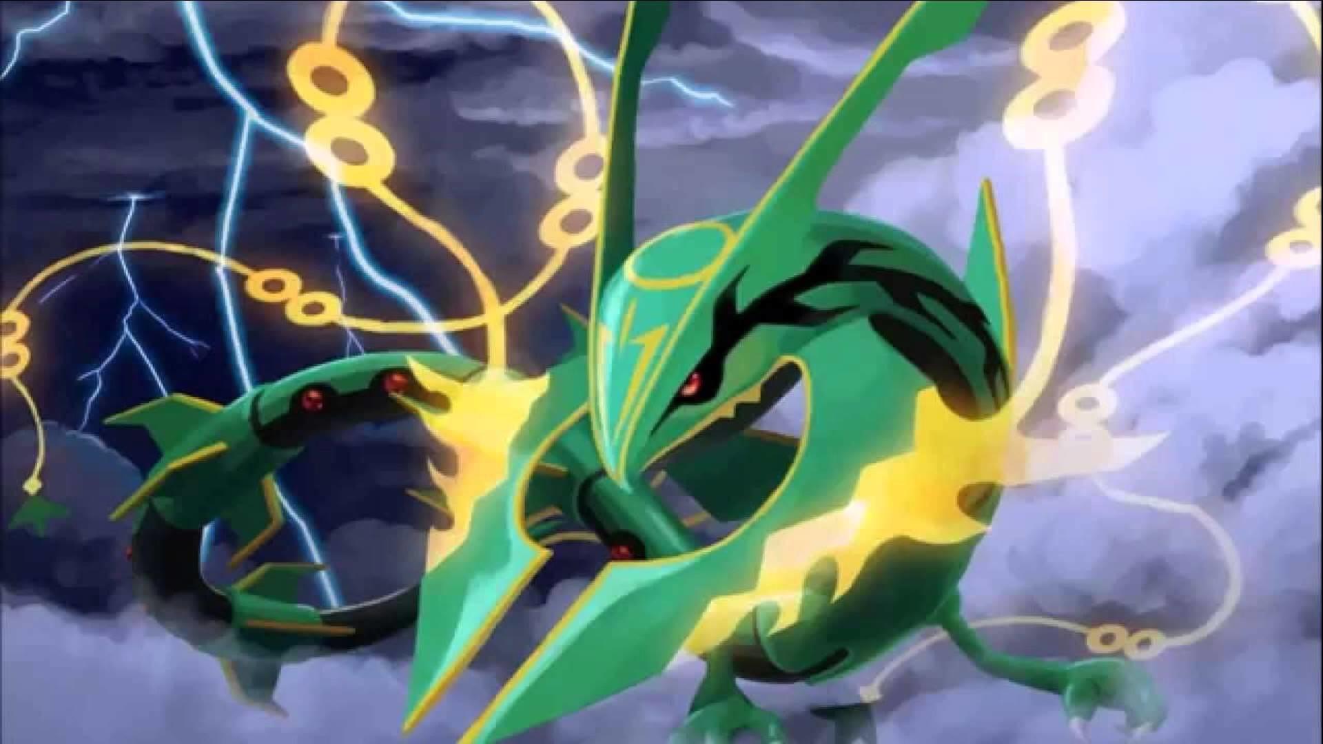 Pokemon OR/AS Mashup – Primal Groudon/Kyogre & Rayquaza Battle Theme