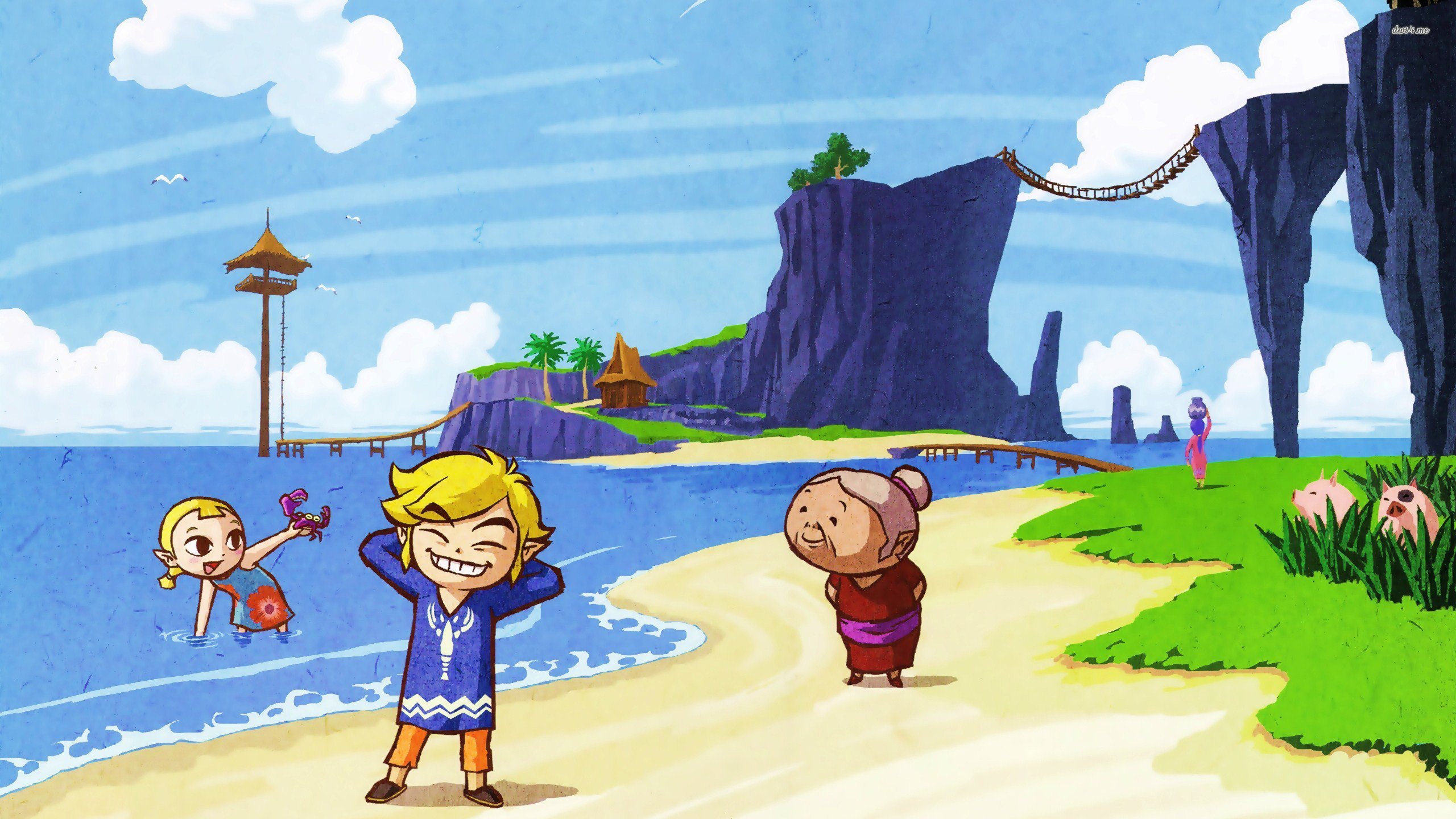 81+ Zelda Wind Waker HD