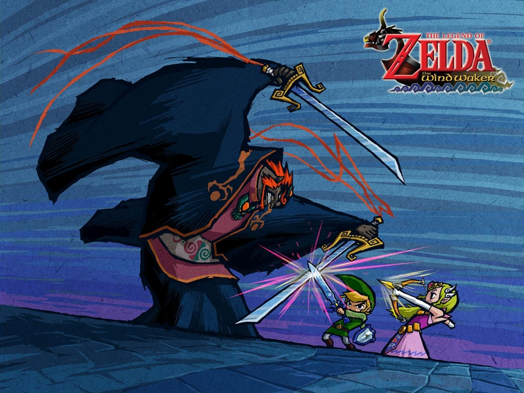 HD Wallpaper   Background ID:220720. Video Game The Legend of  Zelda: The Wind Waker