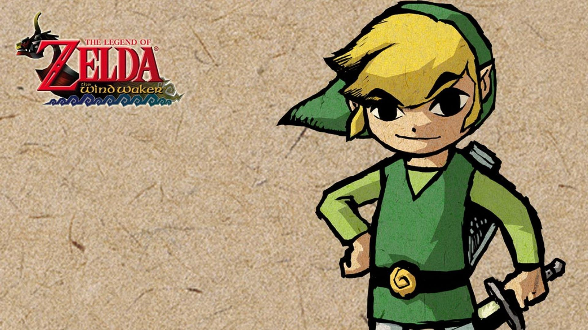 Video Game – The Legend of Zelda: The Wind Waker Bakgrund