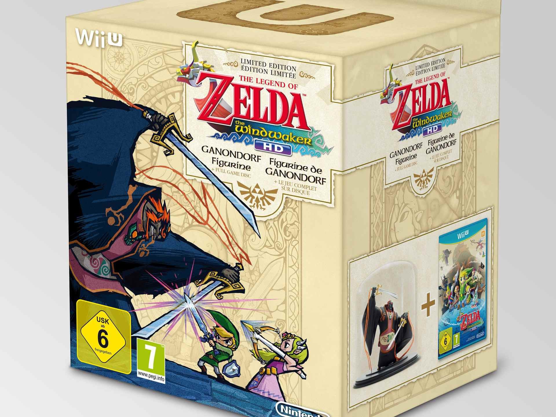 Legend of Zelda: The Wind Waker HD  OT  Tingling with HD .