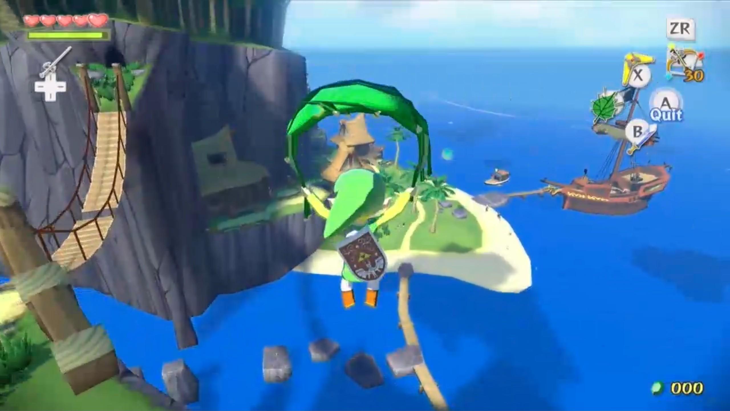 Nintendo of America Reveals Their Wind Waker HD Boxart; It's Pretty, Too