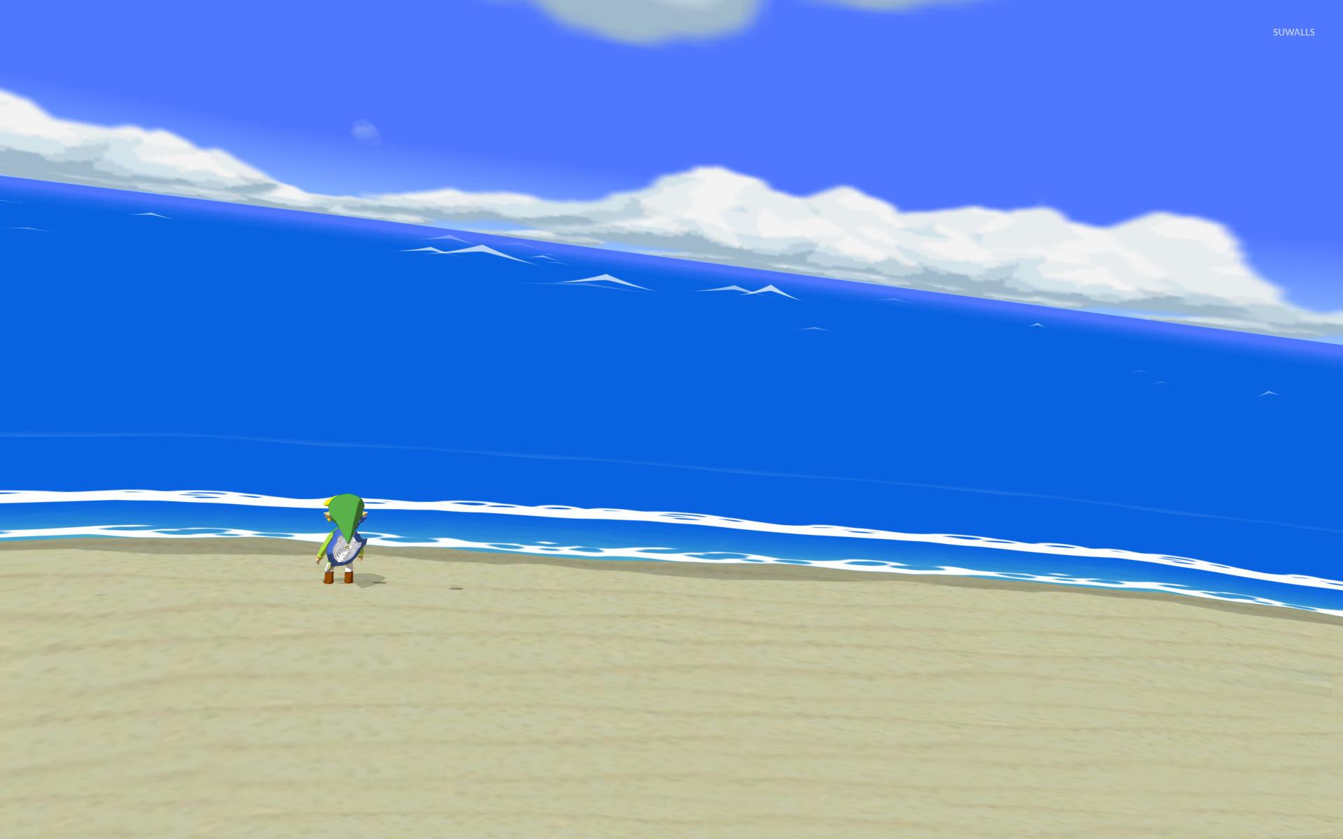 The Legend of Zelda: The Wind Waker wallpaper View