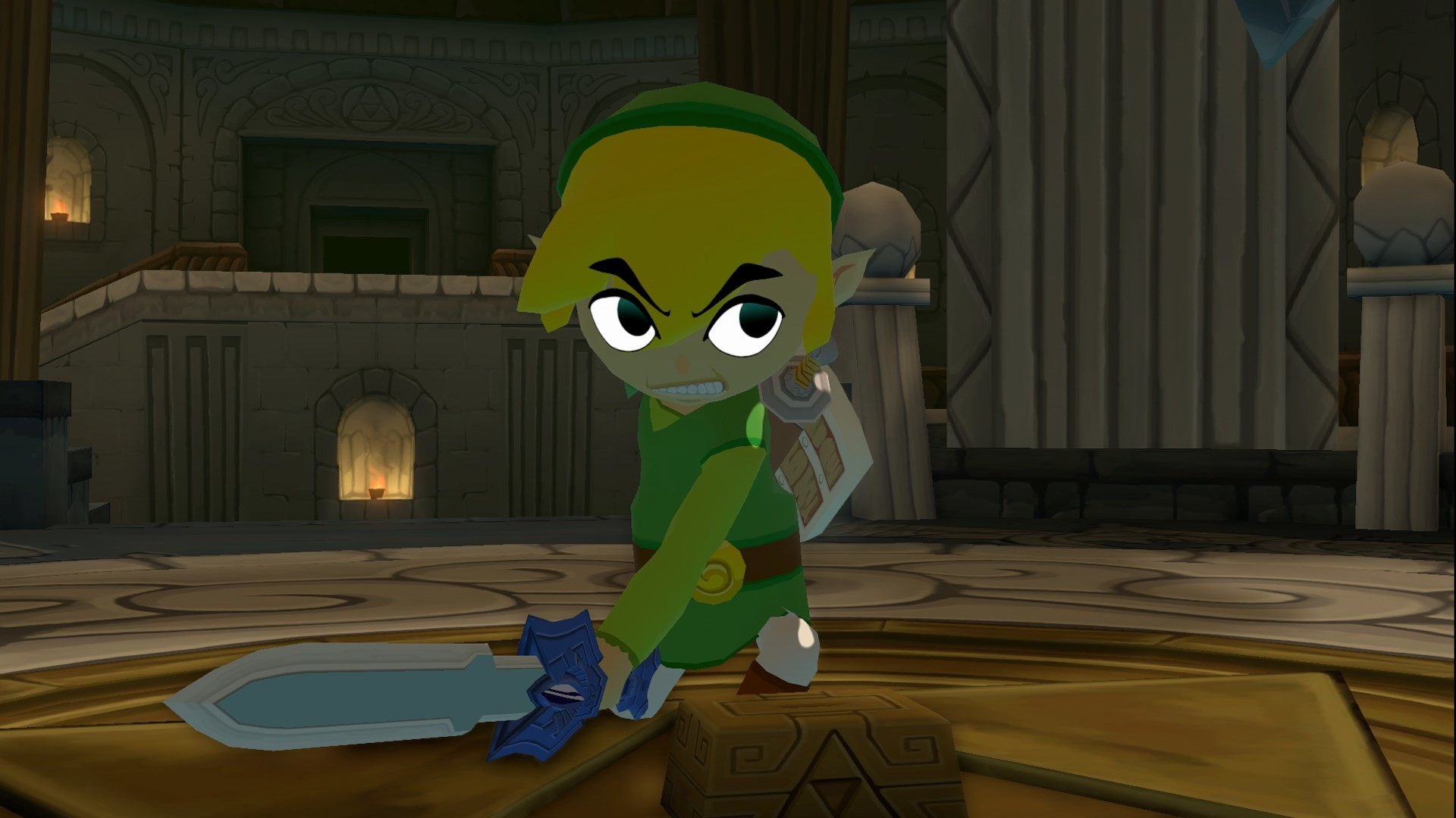 The Legend of Zelda – The Wind Waker HD Screenshots – 5