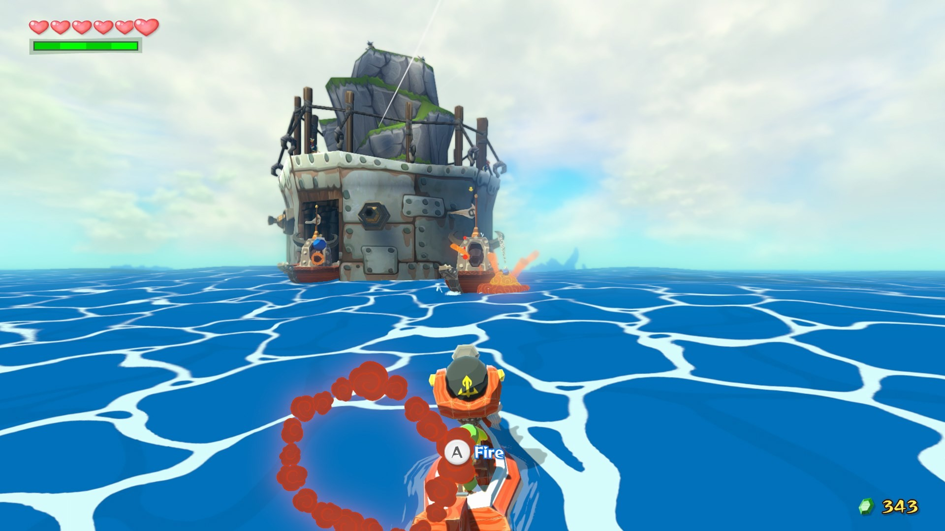 The Legend of Zelda: The Wind Waker HD screenshots, images and pictures –  Giant Bomb
