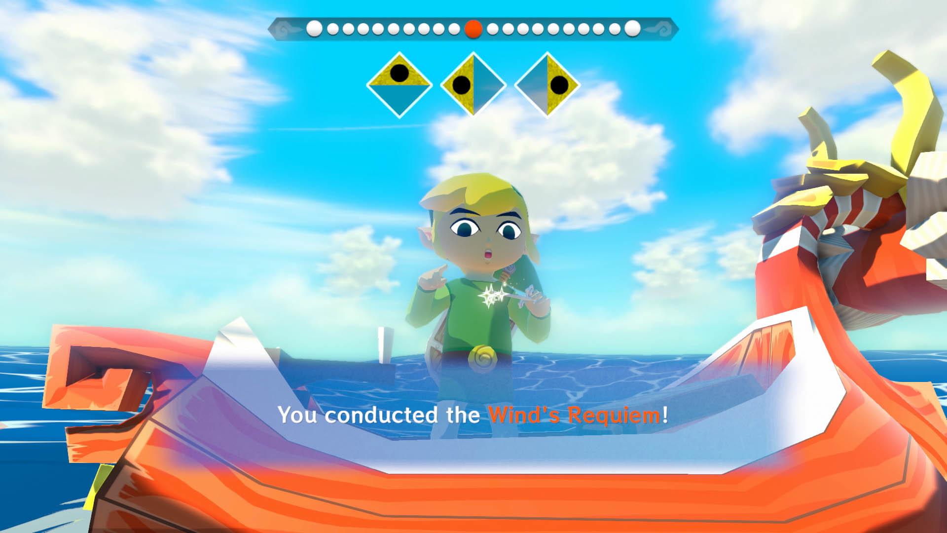 The Legend Of Zelda: Wind Waker HD Review