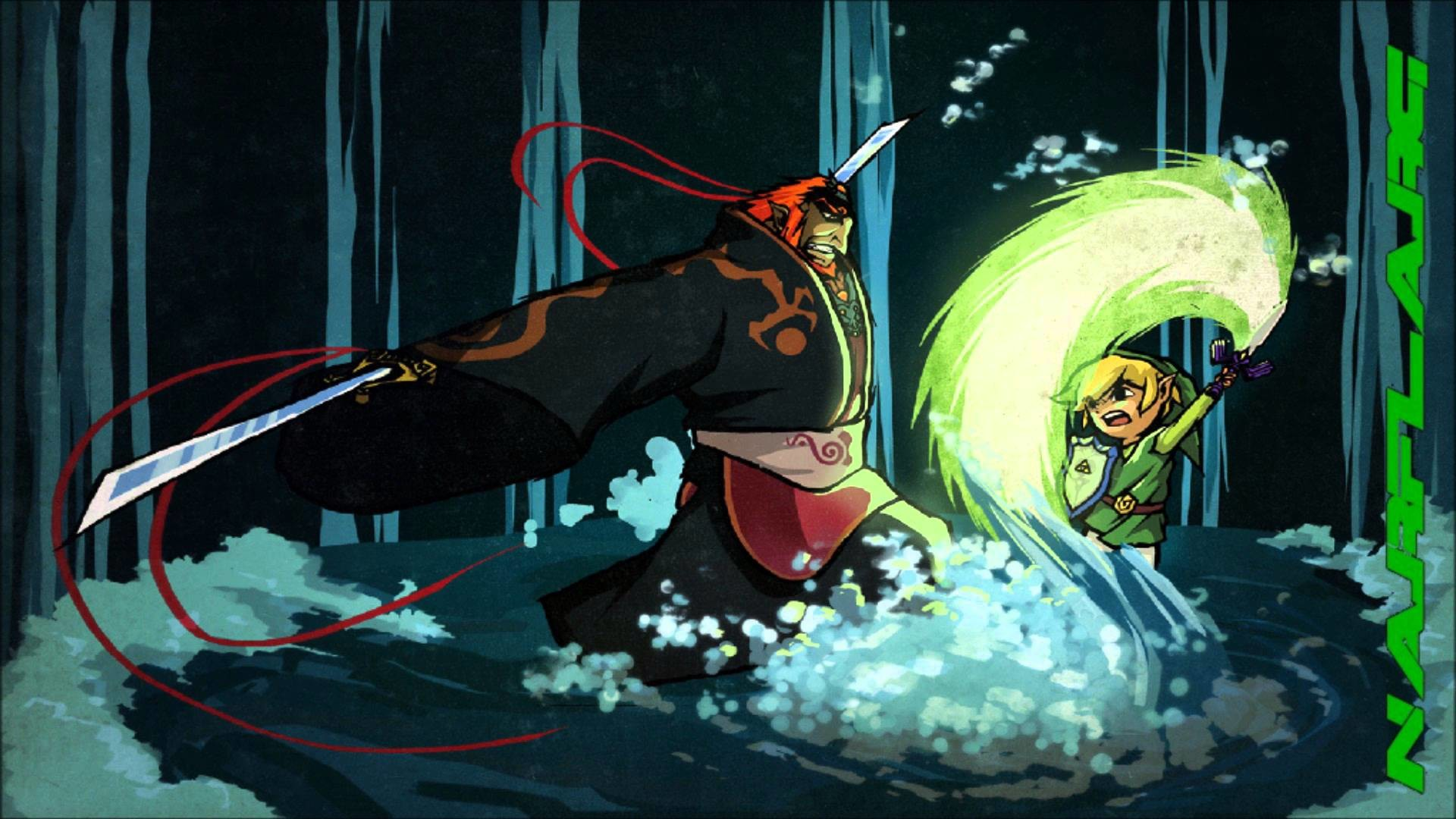 The Legend of Zelda : The Wind Waker – Ganondorf Battle Remix (Redone) –  YouTube