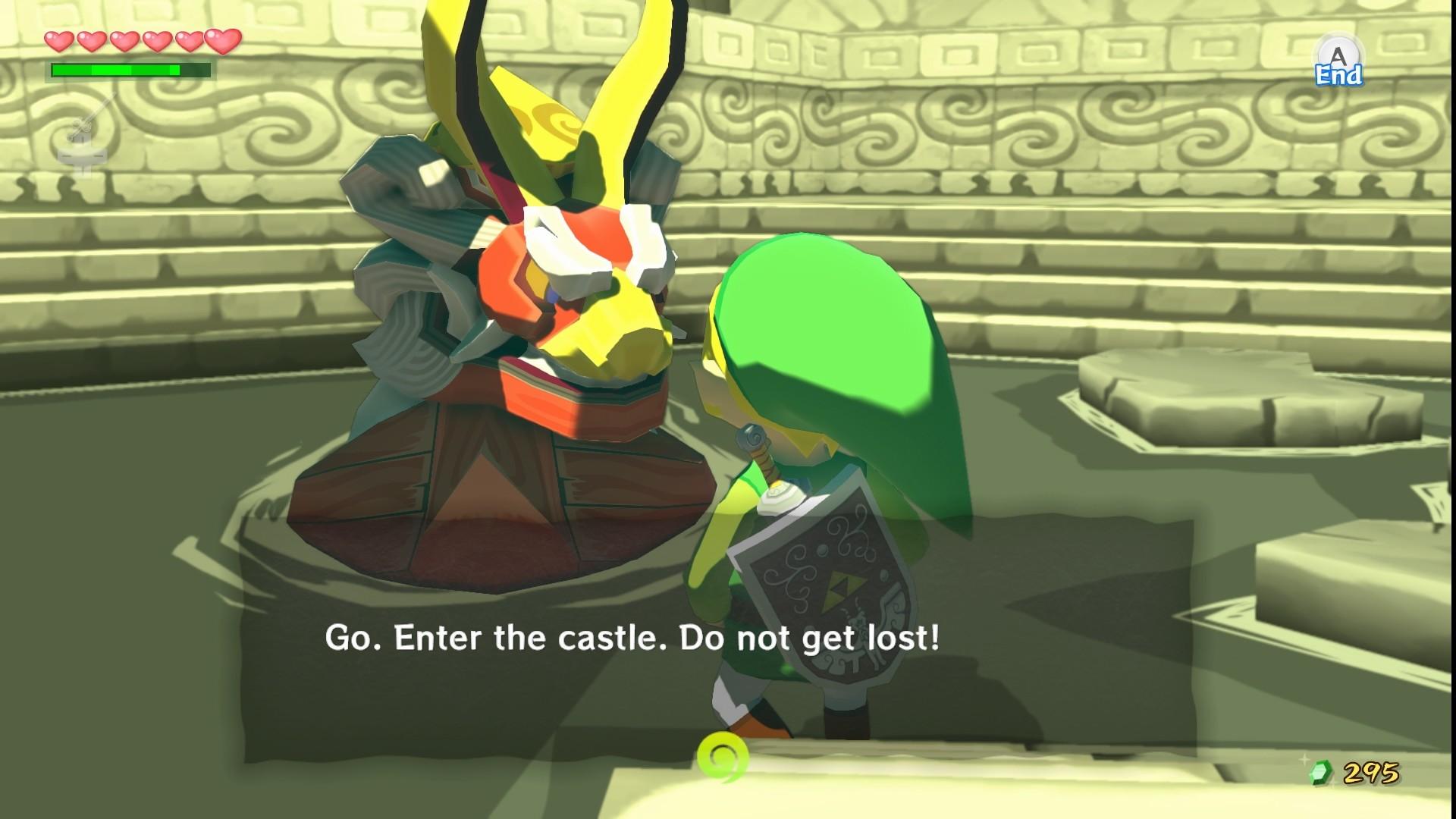 The Legend of Zelda: The Wind Waker HD screenshots show gameplay, Miiverse