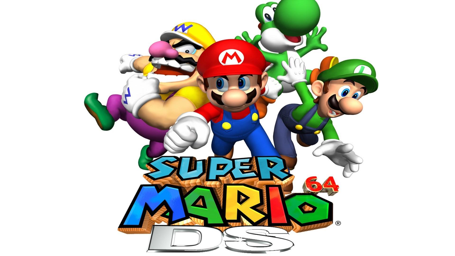 Free download super mario 64 ds