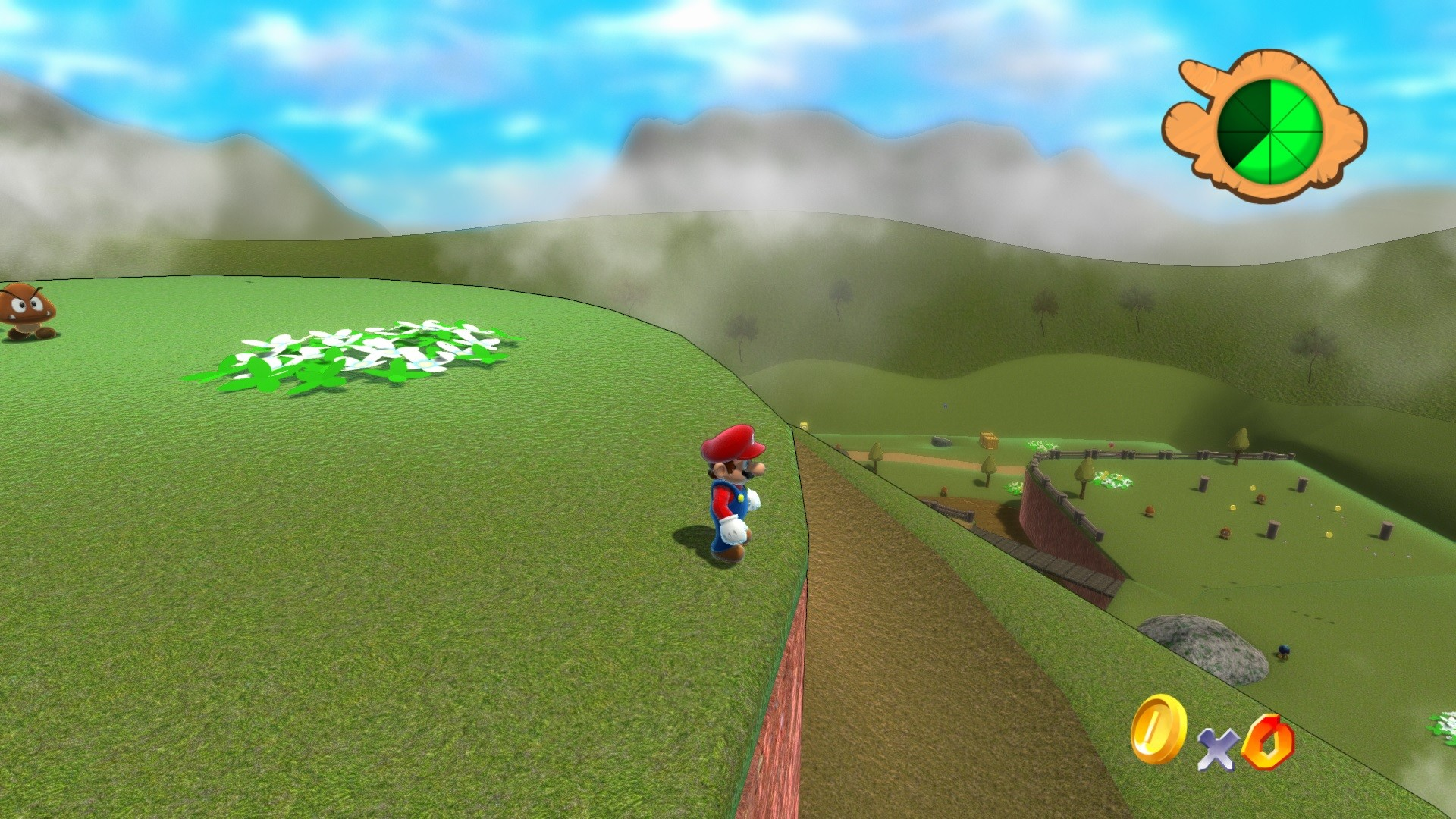 Super Mario 64 HD Unity Remake – New Version Sports HDR, Specular Bump  Mapping & Improved Lighting