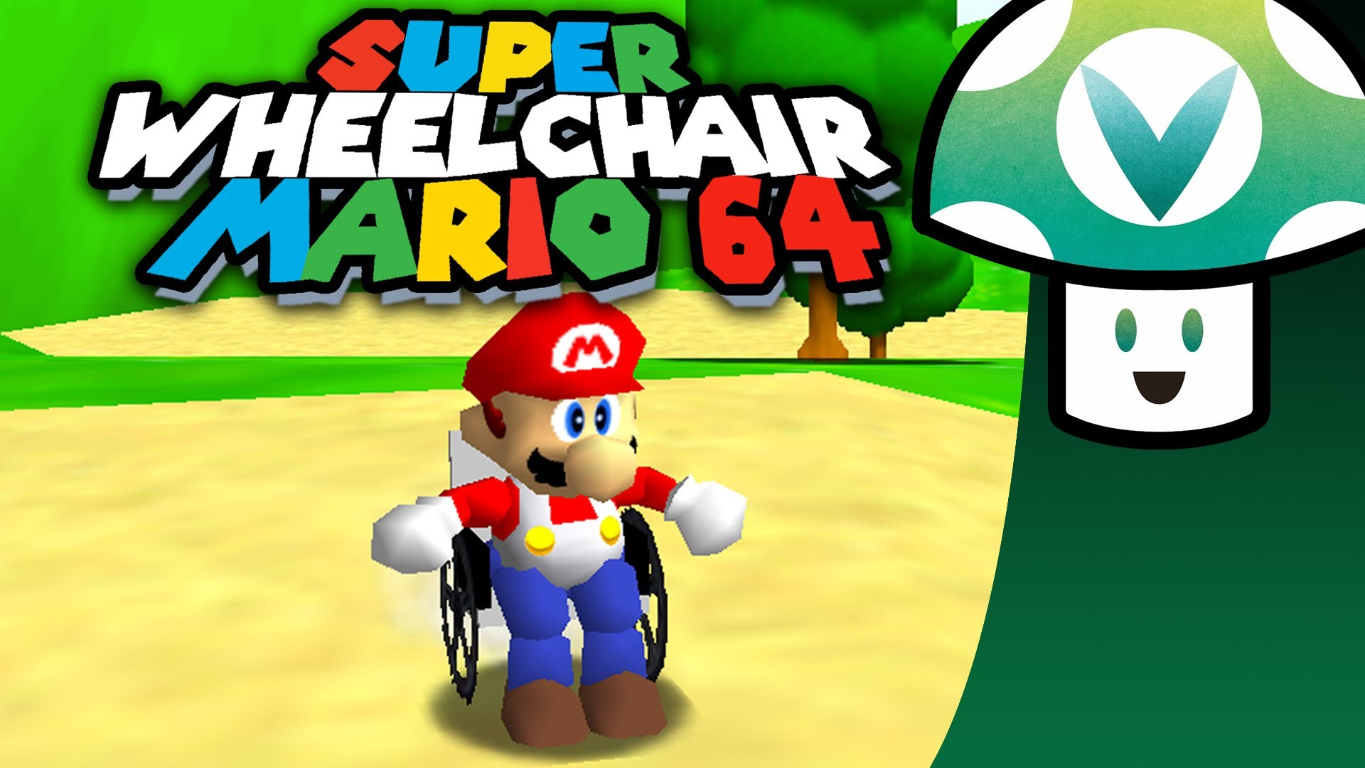 [Vinesauce] Joel – Super Wheelchair Mario 64 – YouTube