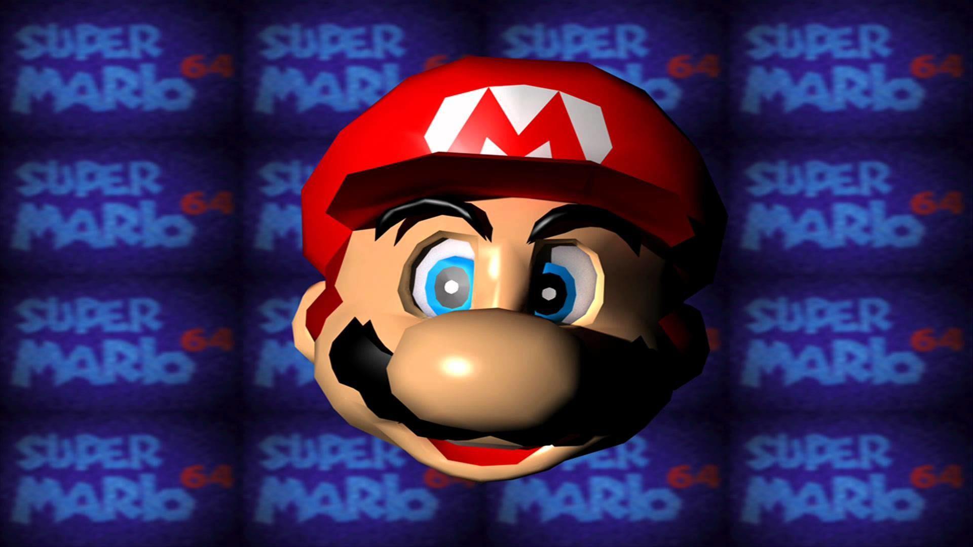 Super Mario 64- Main Theme [HD Quality -1080p]