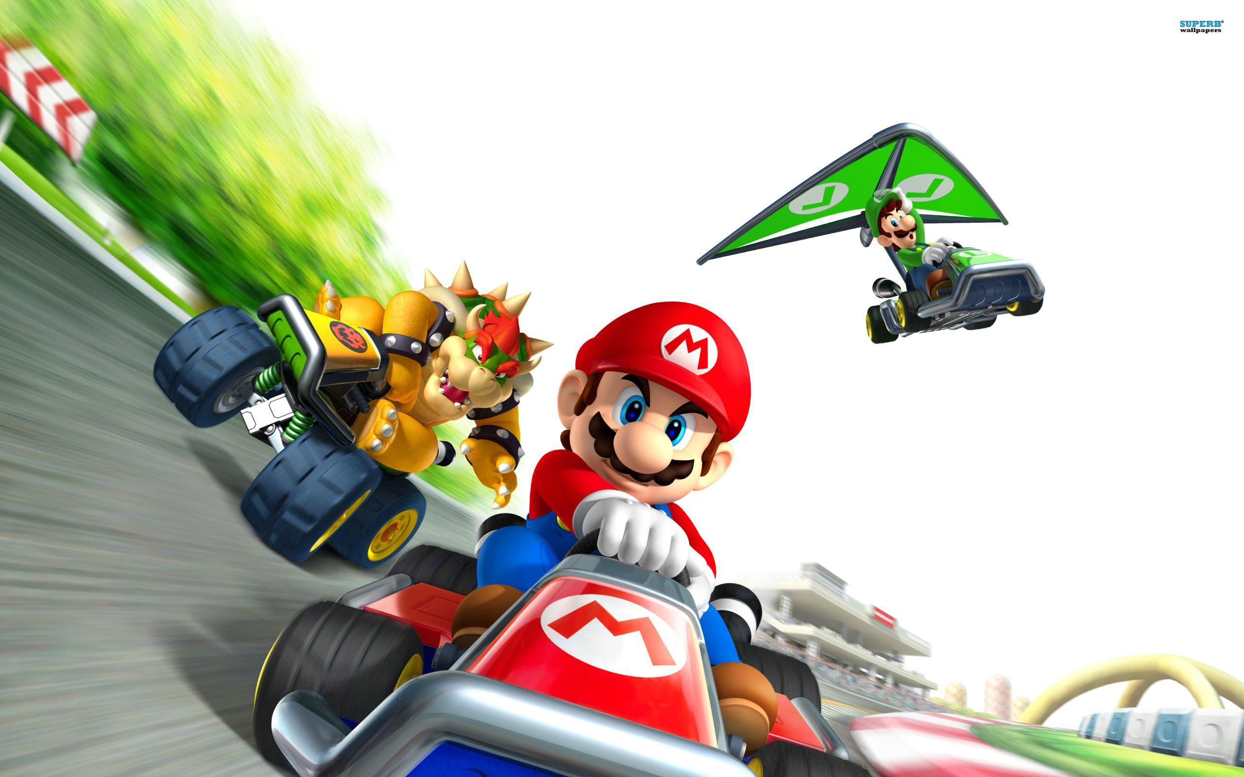 Game Boy Advance Mario Kart Super Circuit Track Backgrounds | HD Wallpapers  | Pinterest | Mario kart and Wallpaper
