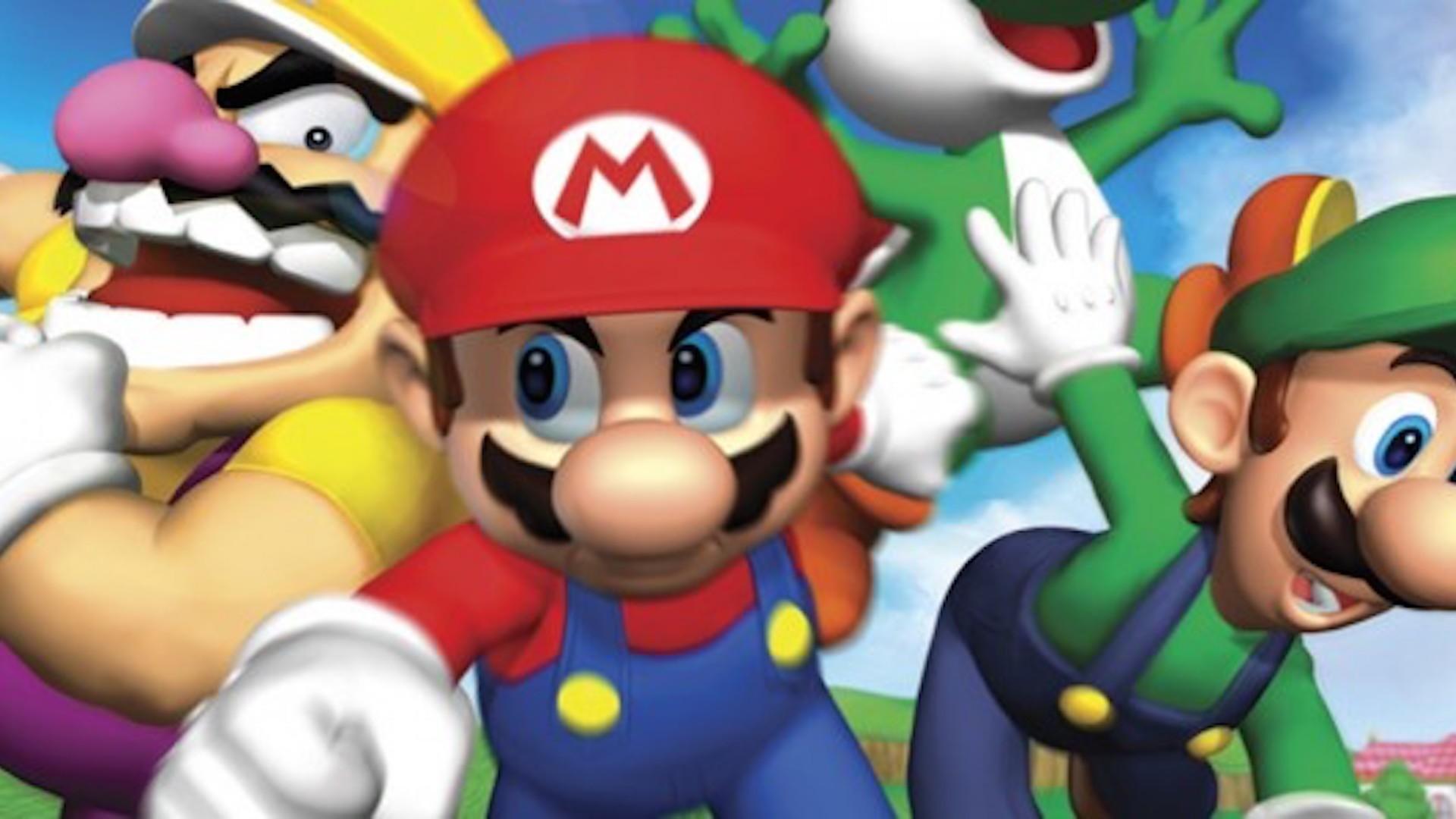 Images of Super Mario 64 Ds | 1920×1080